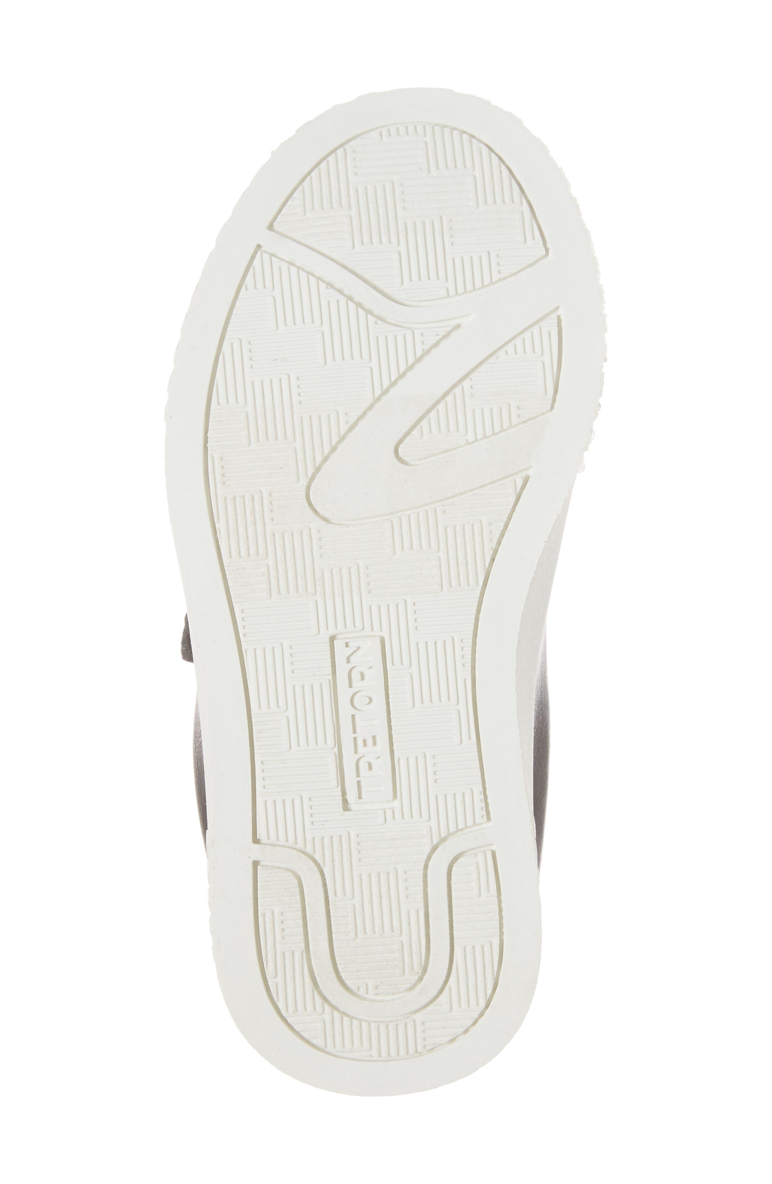 Camden Carry Sneaker,                             Alternate thumbnail 6, color,                             Black Vintage White