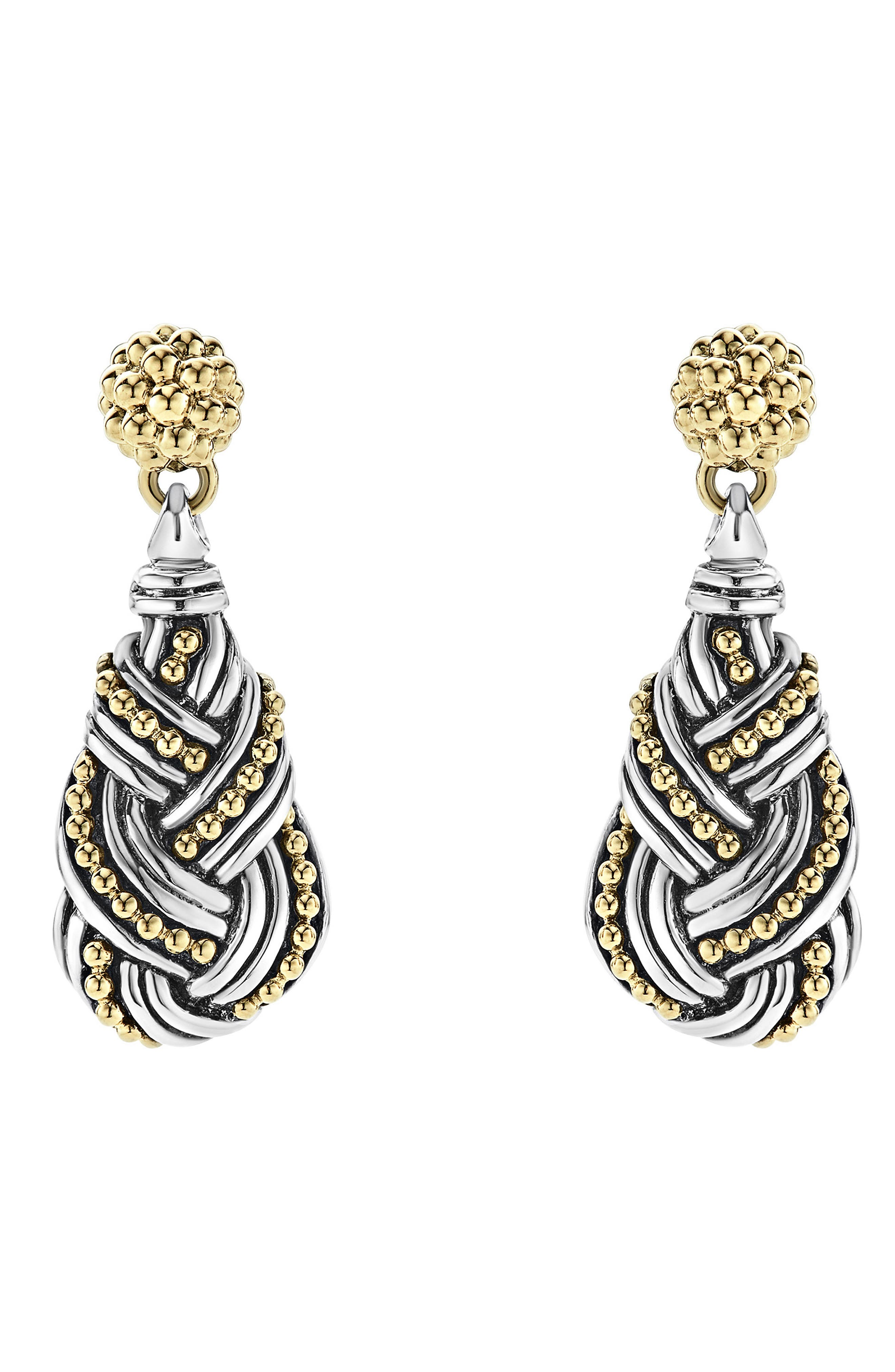 Alternate Image 1 Selected - LAGOS Torsade Drop Earrings