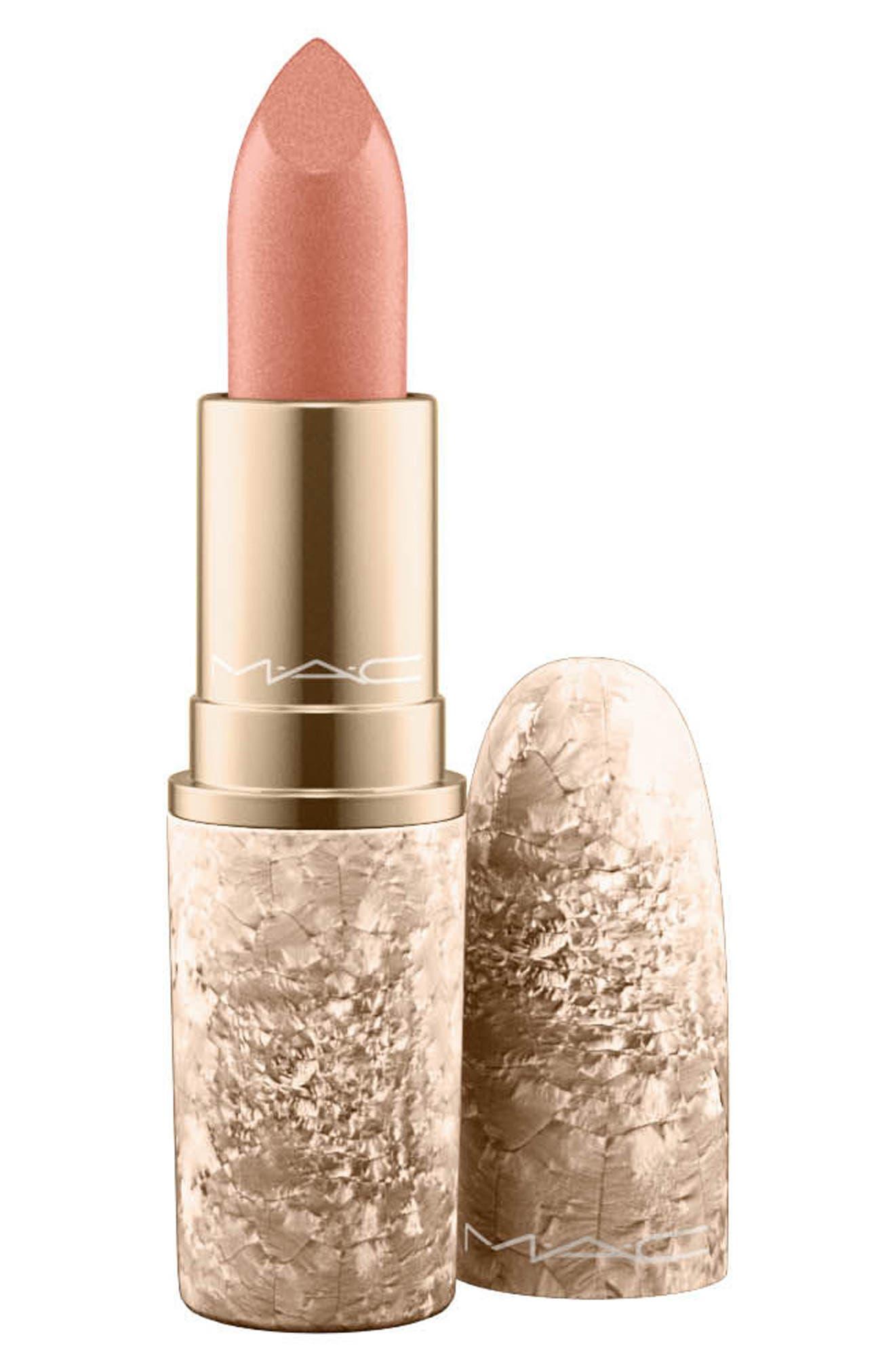 Alternate Image 3  - MAC Snow Ball Lipstick