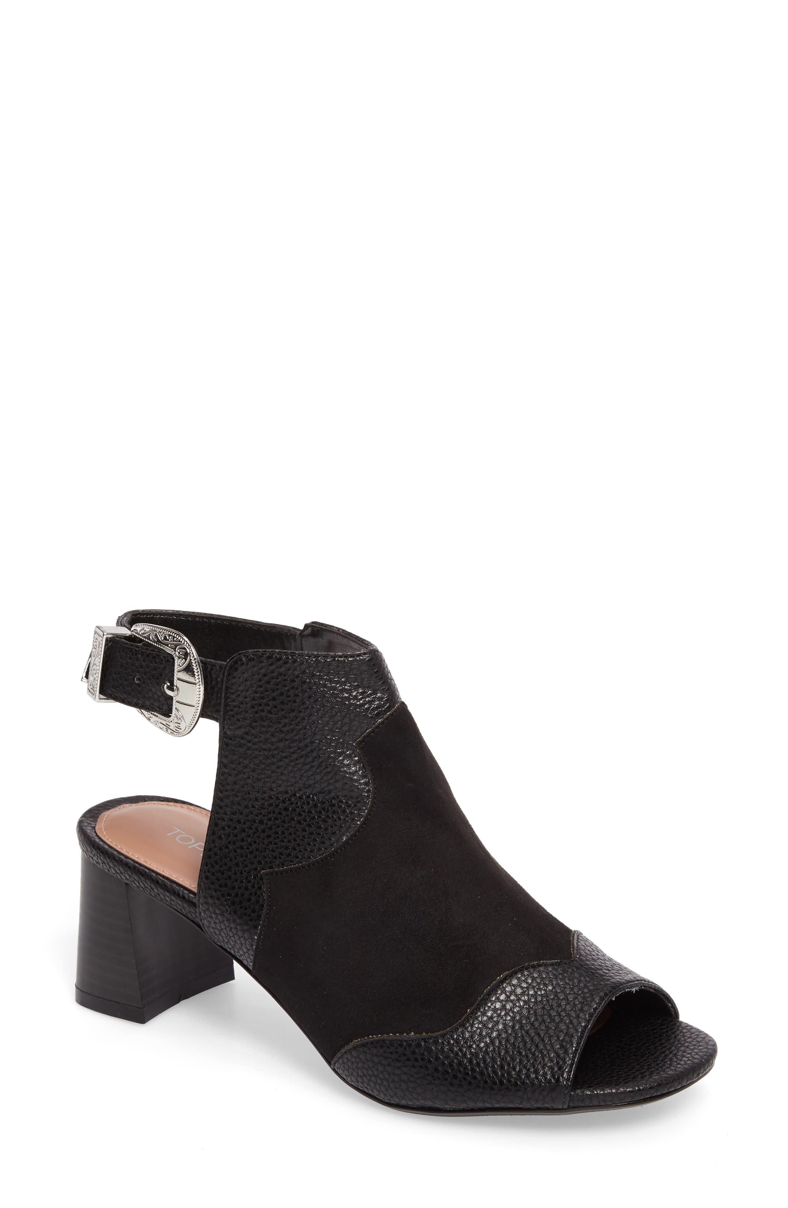 Topshop Drew Western Sandal (Women)