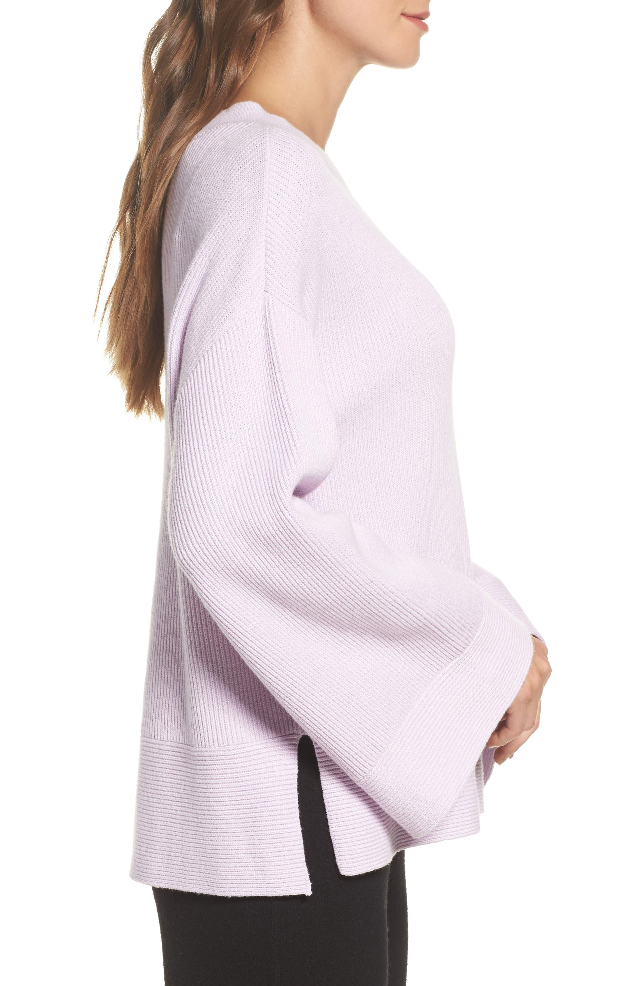 Alternate Image 3  - LACAUSA Sunset Sweater