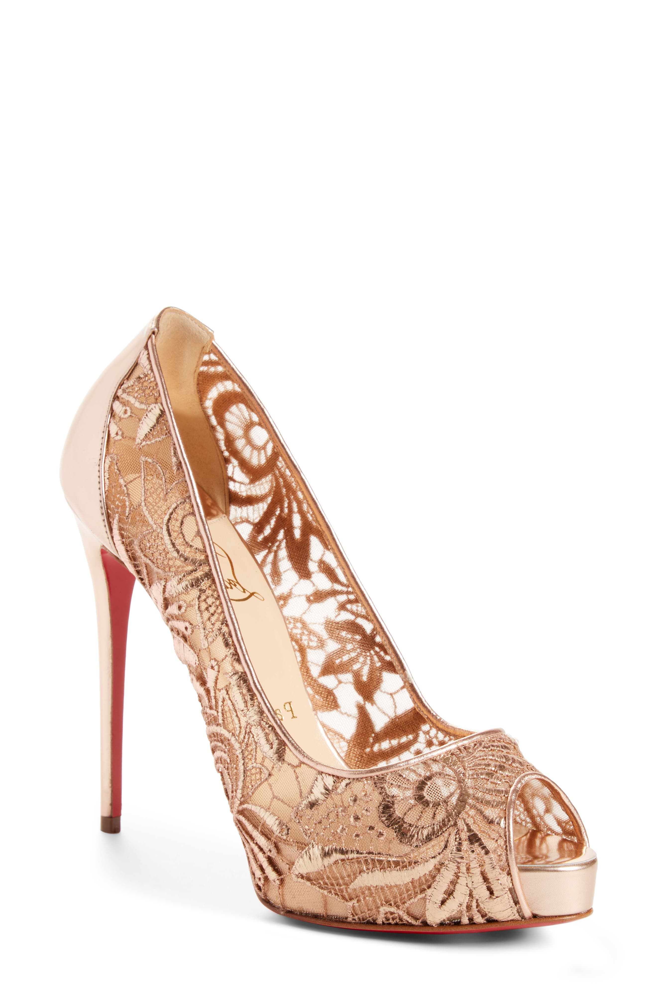 christian louboutin store in paris review