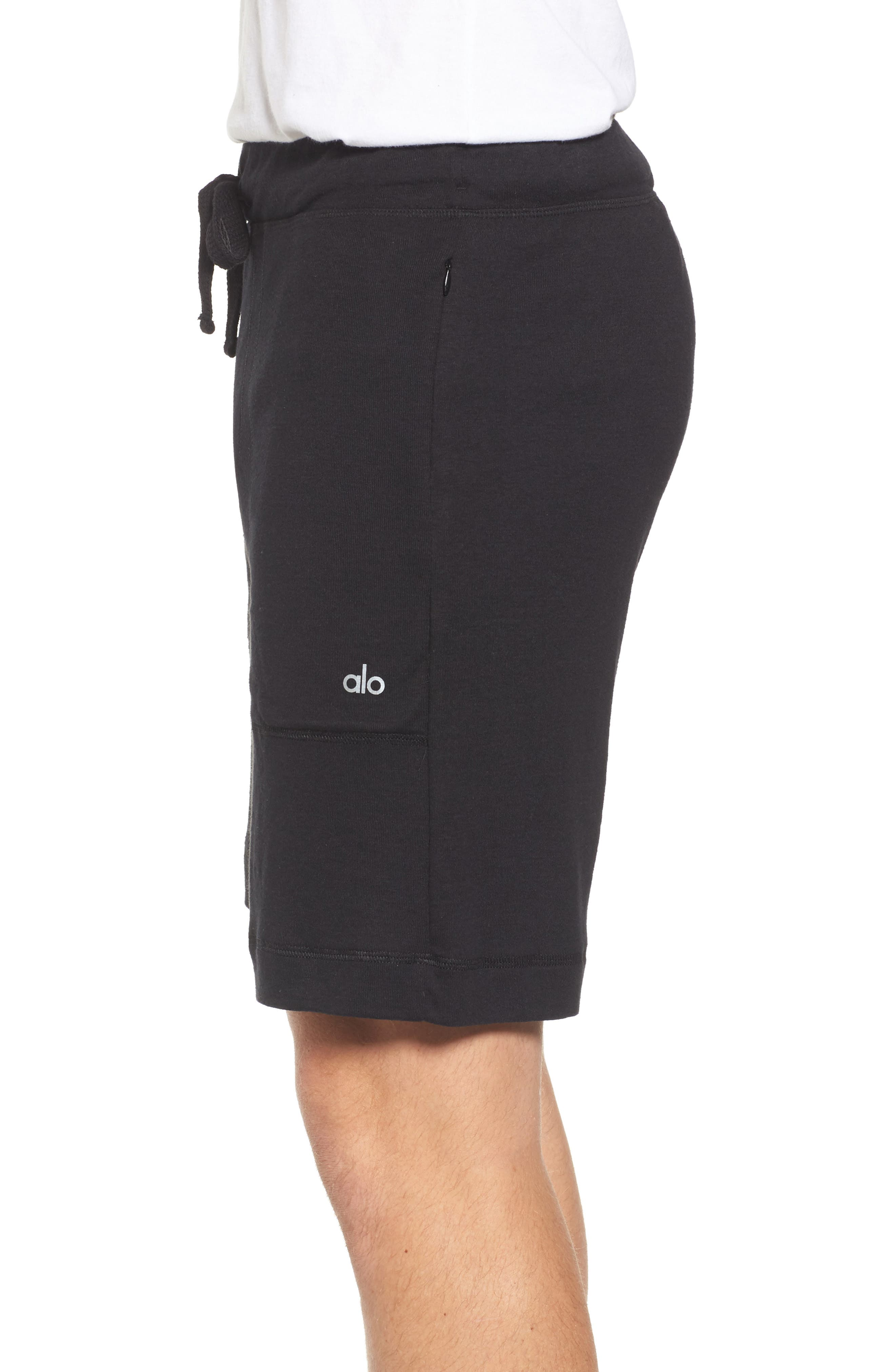 Alternate Image 3  - Alo Revival Relaxed Knit Shorts