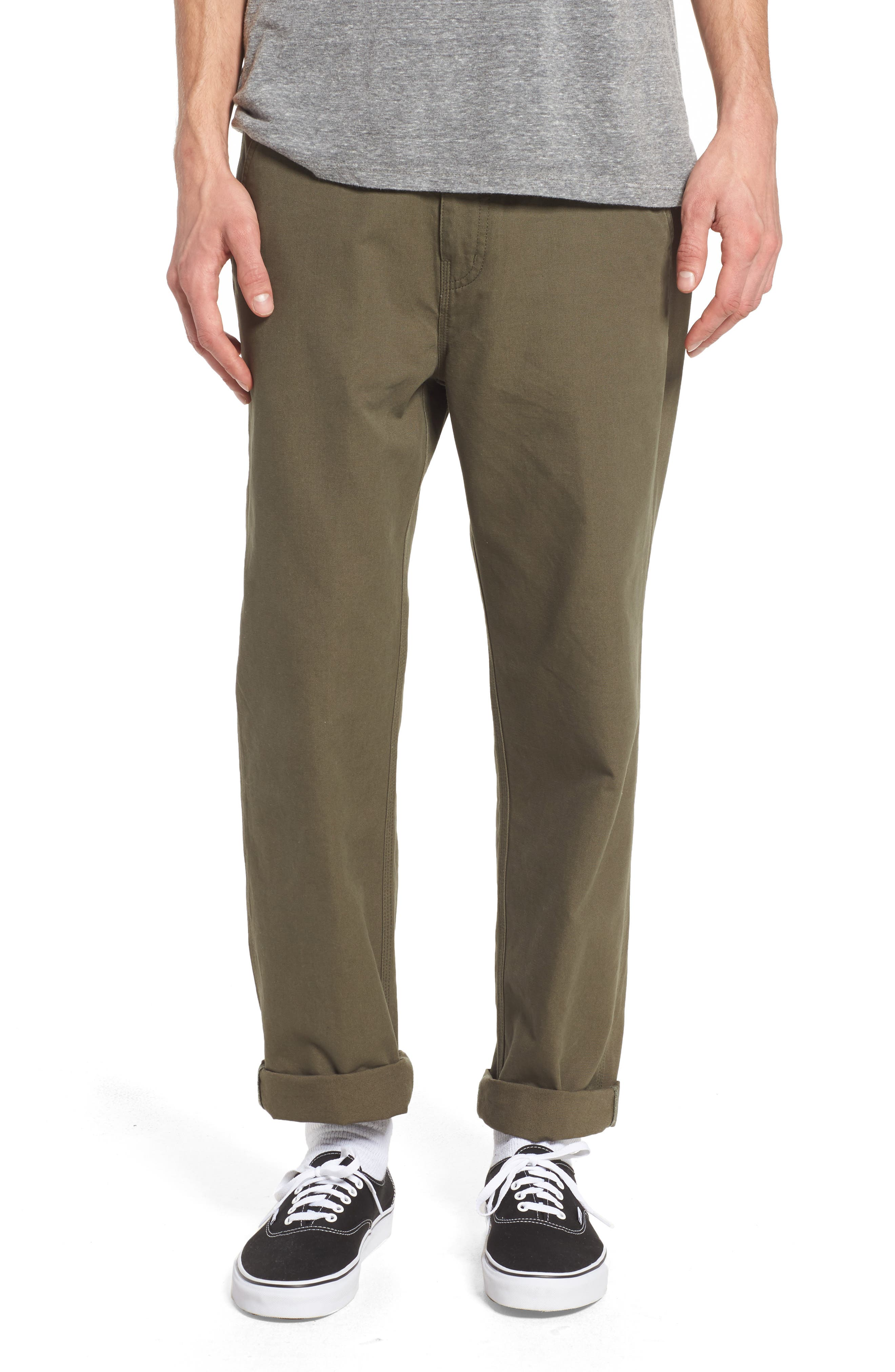 Westport Utility Pants,                         Main,                         color, Olive