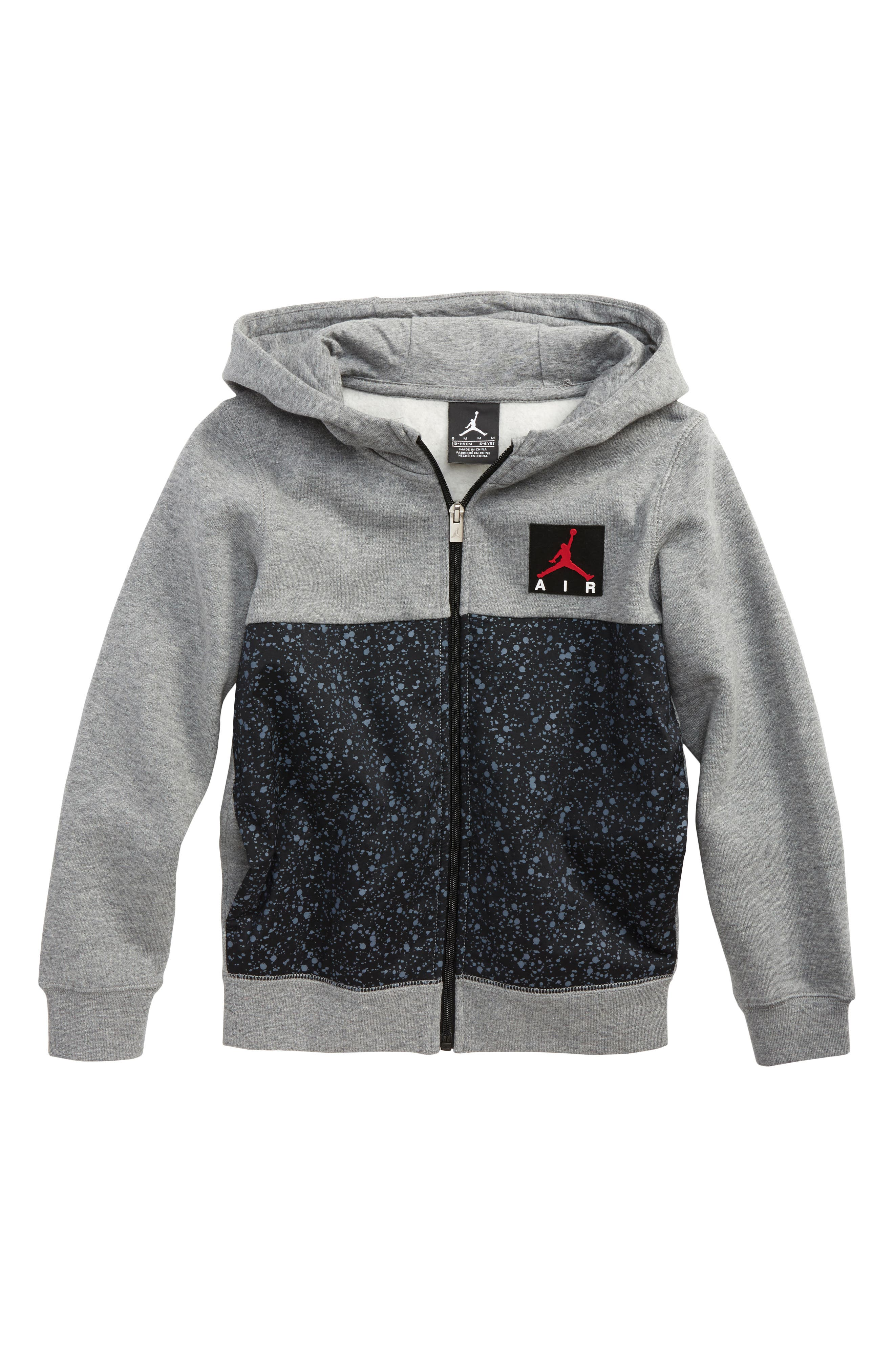 Jordan Flight Hoodie (Toddler Boys & Little Boys)