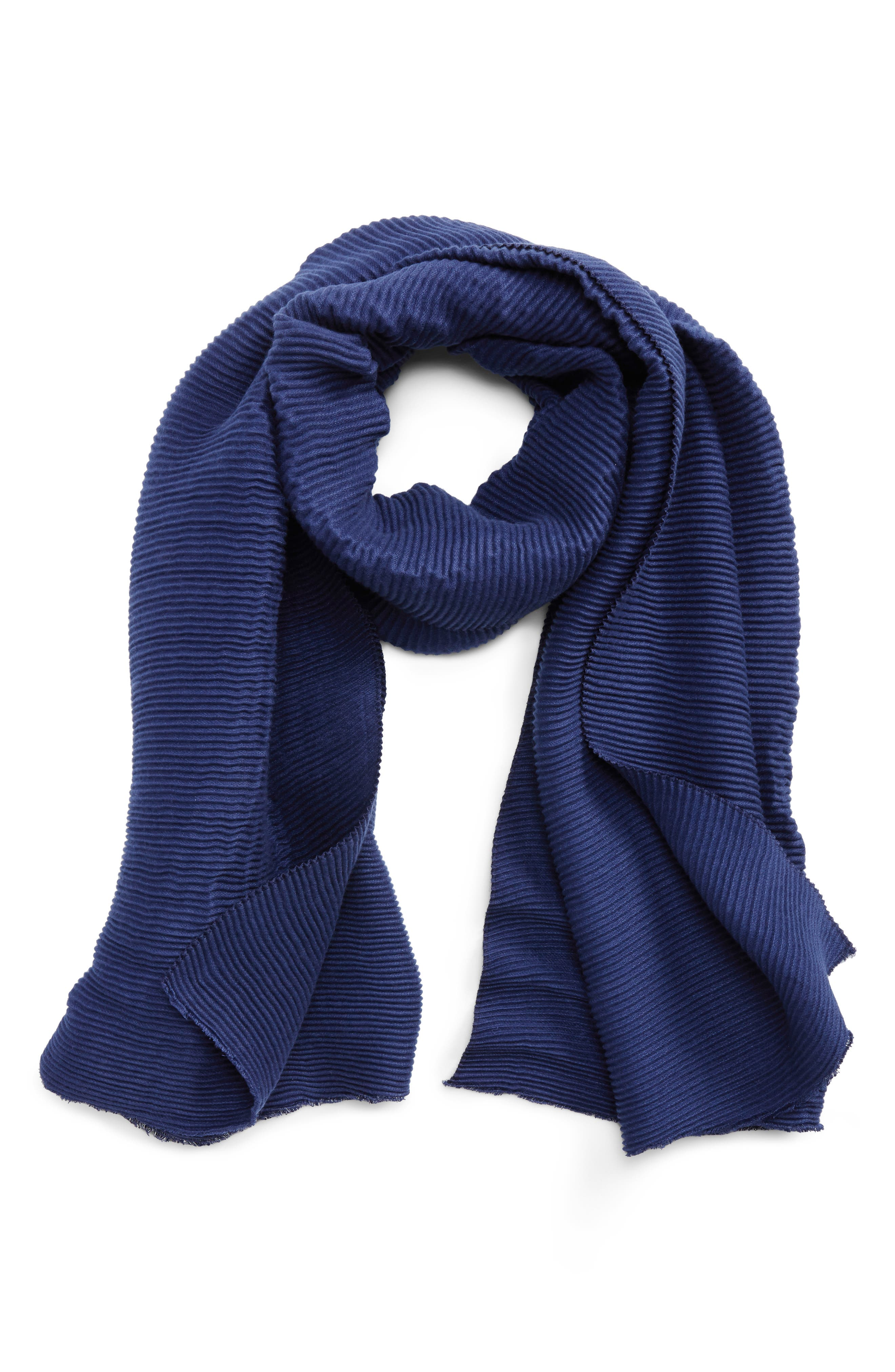 BP. Soft Pleated Scarf