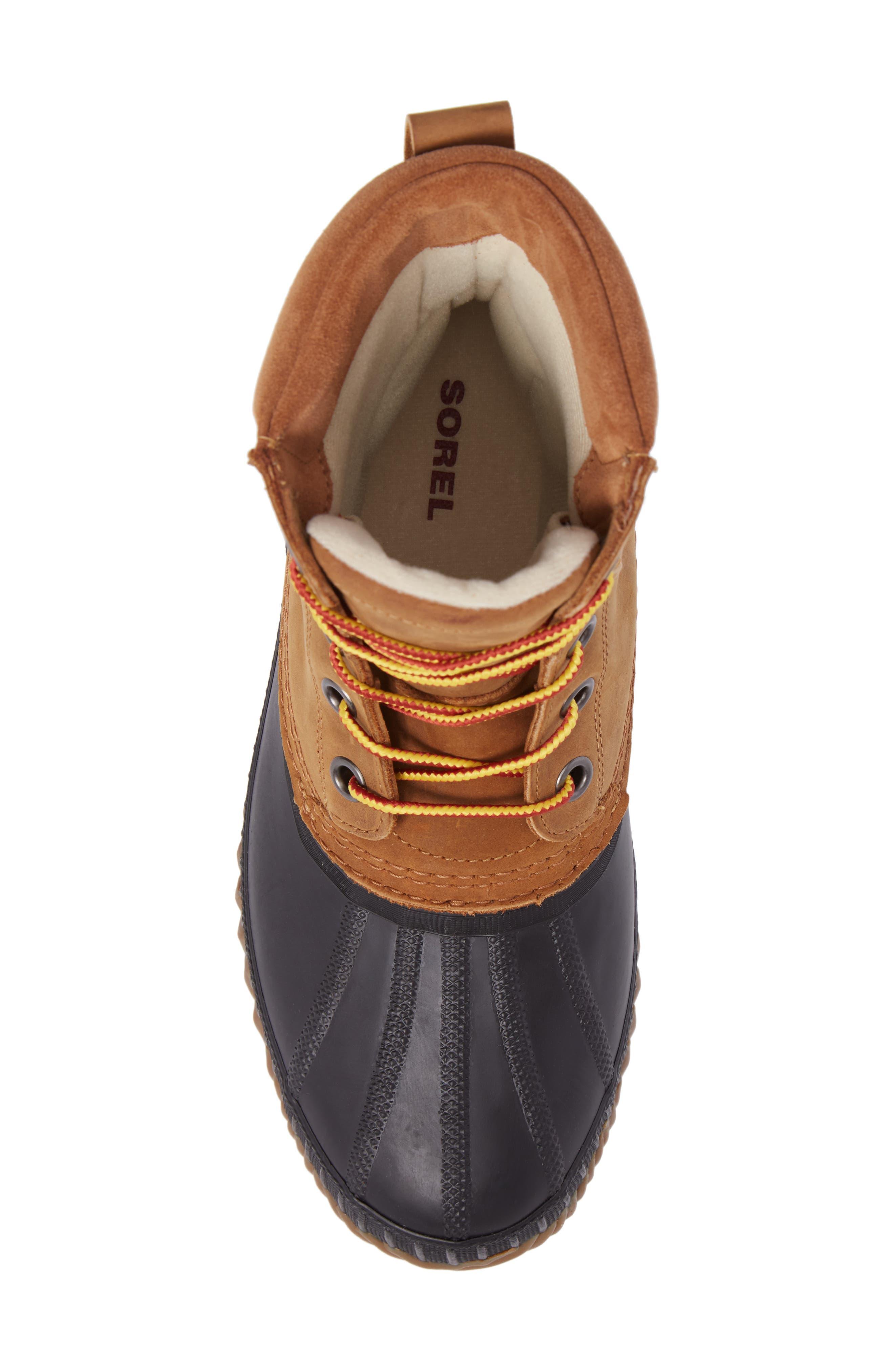 Cheyanne II Waterpoof Boot,                             Alternate thumbnail 4, color,                             Chipmunk