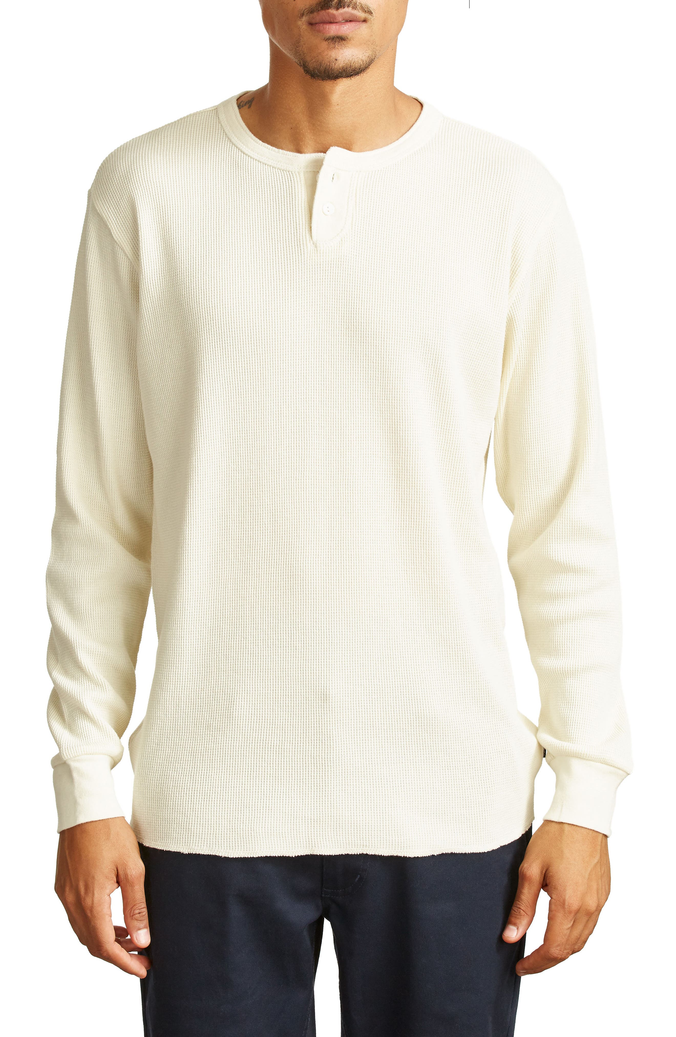 Berkshire Henley,                         Main,                         color, Off White