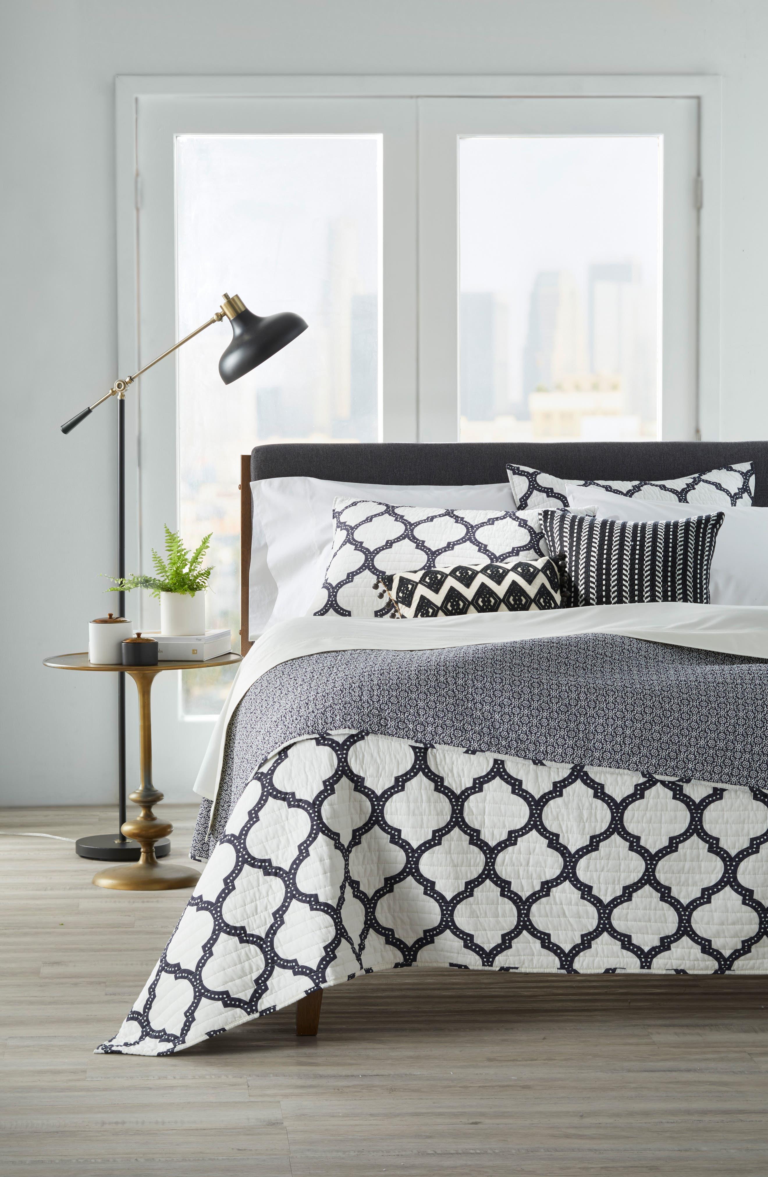 Alternate Image 4  - Levtex Moroccan Woven Pillow
