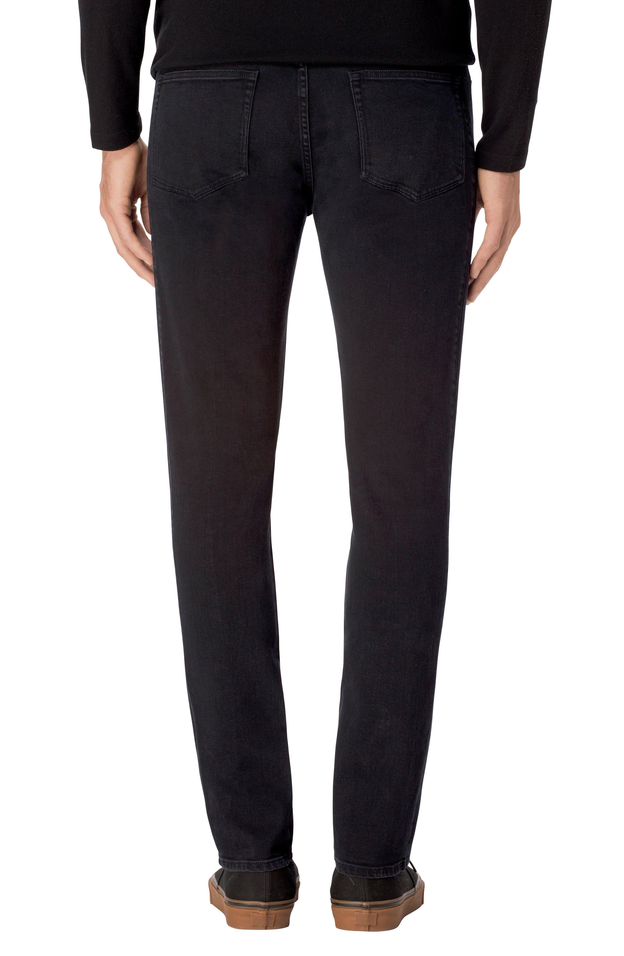 Alternate Image 2  - J Brand Parallax Moto Skinny Fit Jeans (Hype)