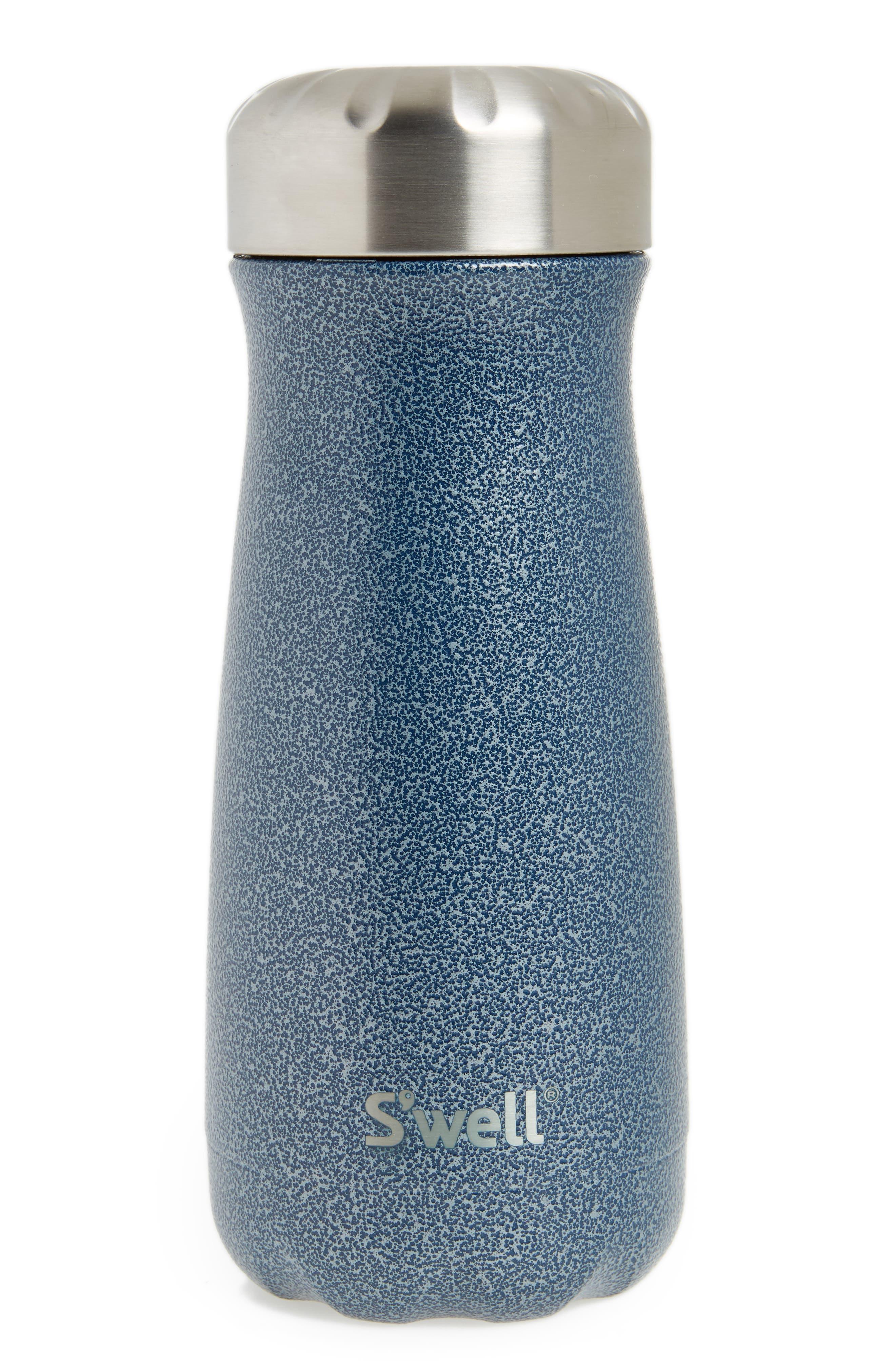 Alternate Image 1 Selected - S'well Night Sky 16-Ounce Insulated Traveler Bottle