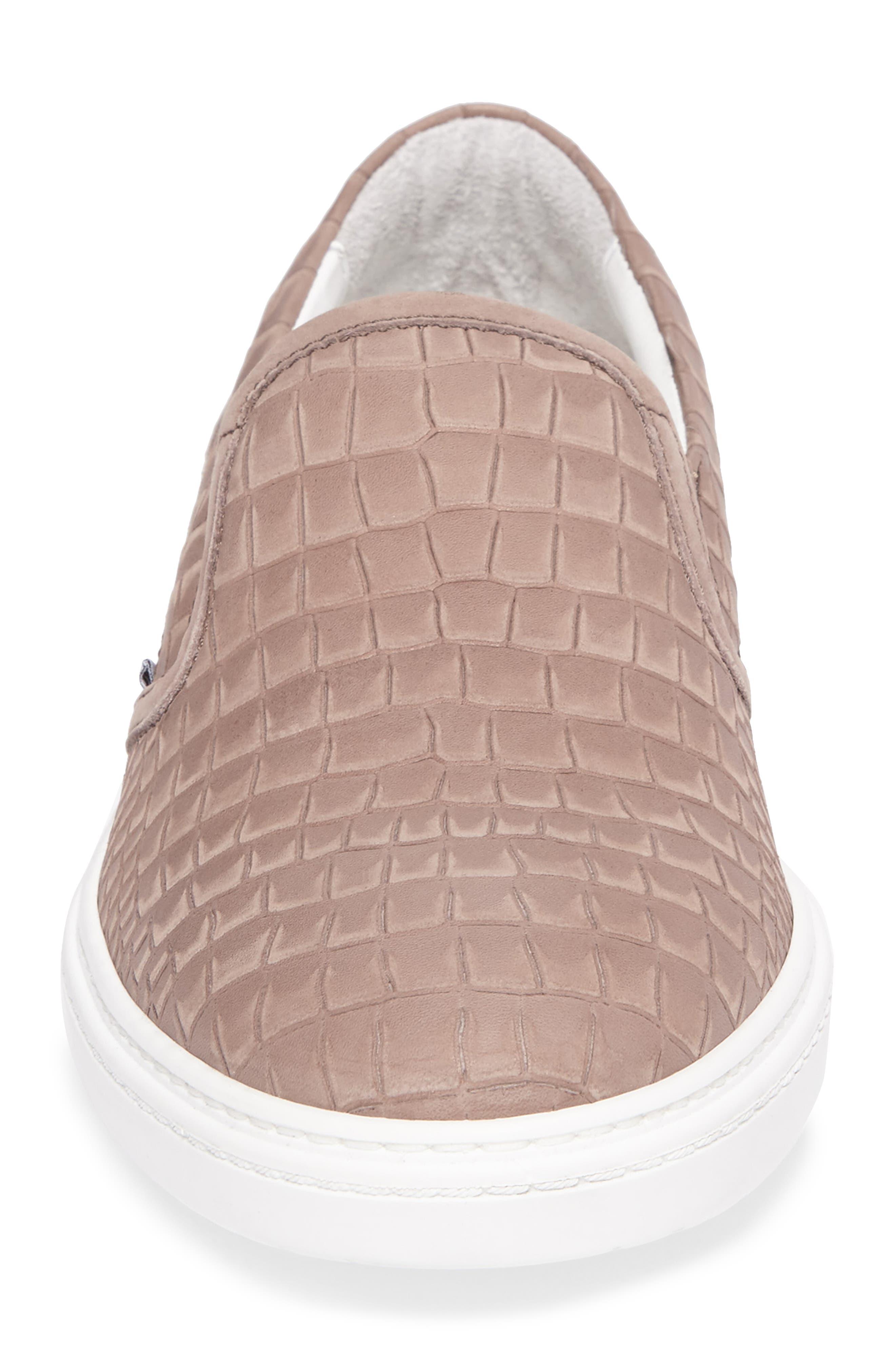 Slip-On Sneaker,                             Alternate thumbnail 4, color,                             Opal