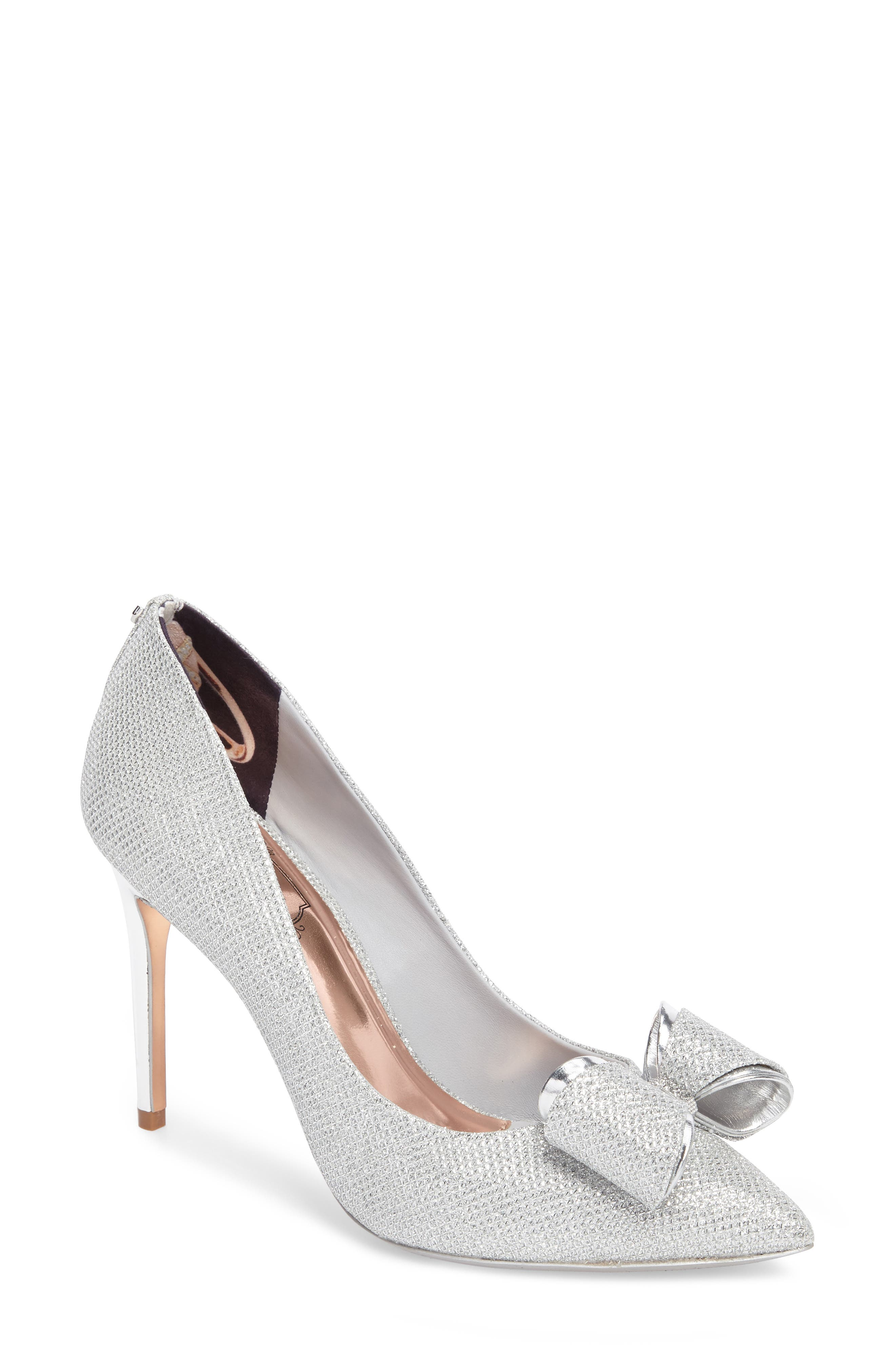 Alternate Image 1 Selected - Ted Baker London Azeline Bow Pump (Women)