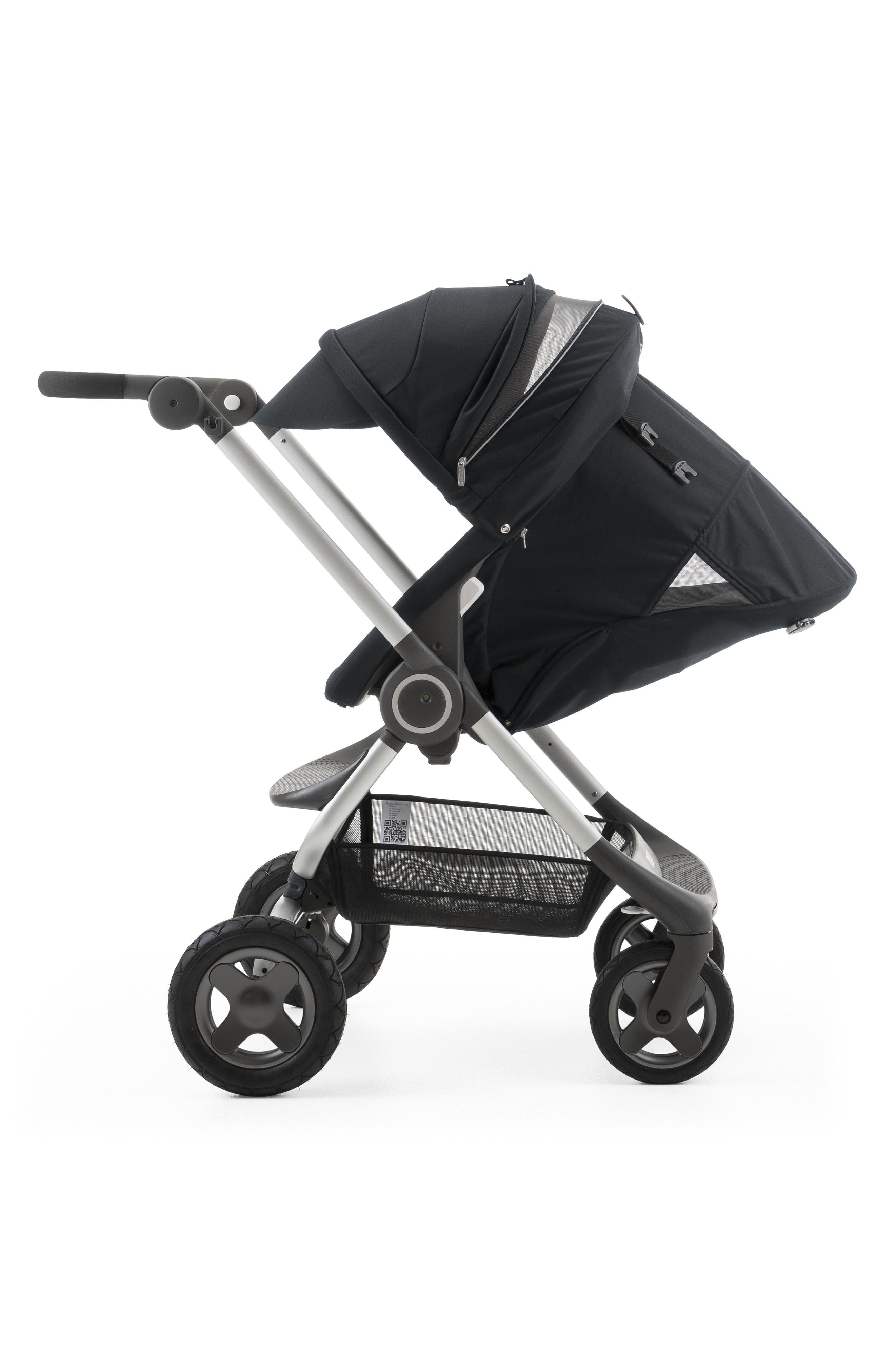 Scoot<sup>™</sup> Complete Stroller,                             Alternate thumbnail 11, color,                             Black