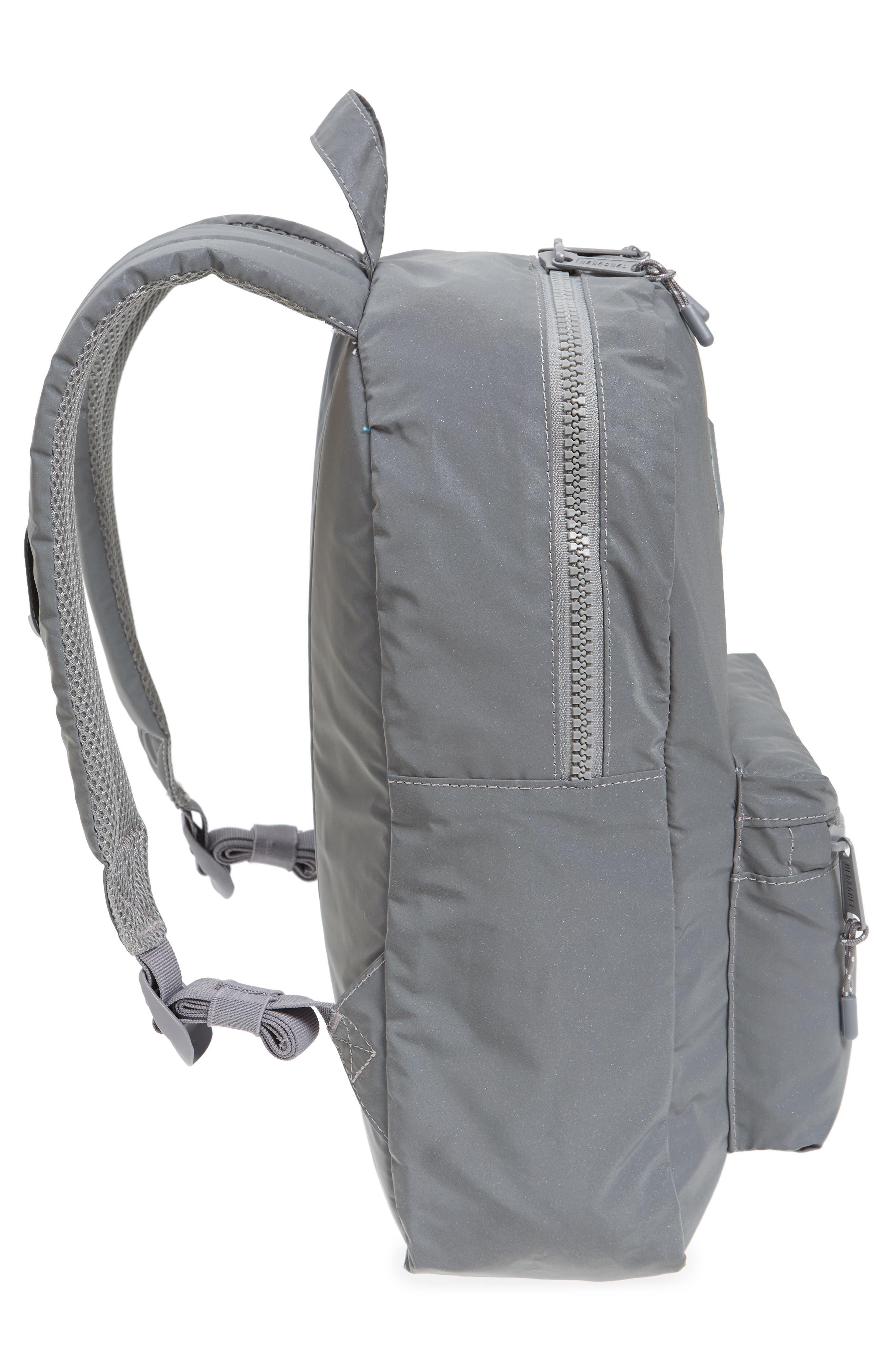 Alternate Image 4  - Herschel Supply Co. Heritage Reflective Backpack (Kids)