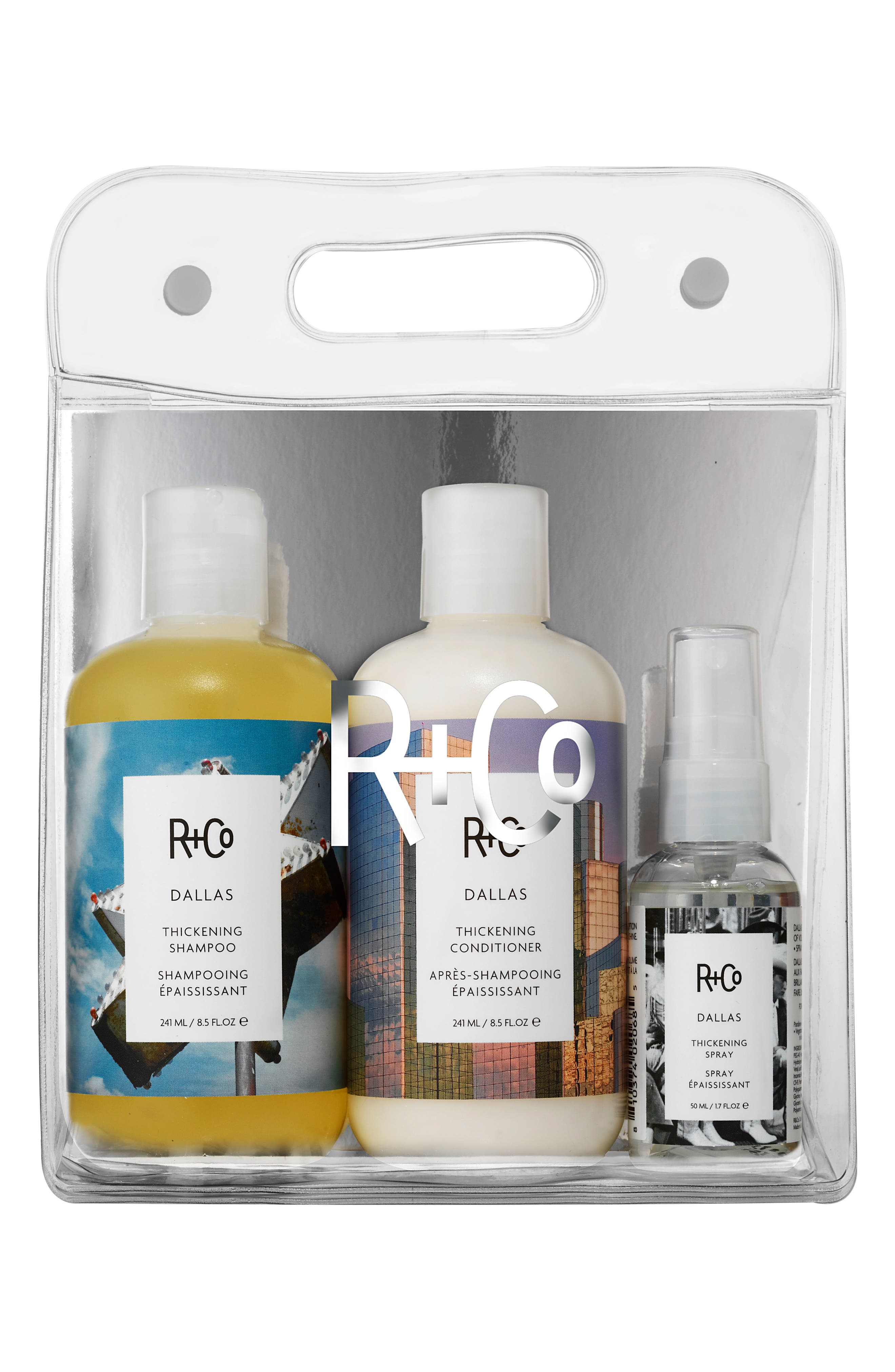 Alternate Image 1 Selected - SPACE.NK.apothecary R+Co Dallas Hair Care Trio ($49 Value)