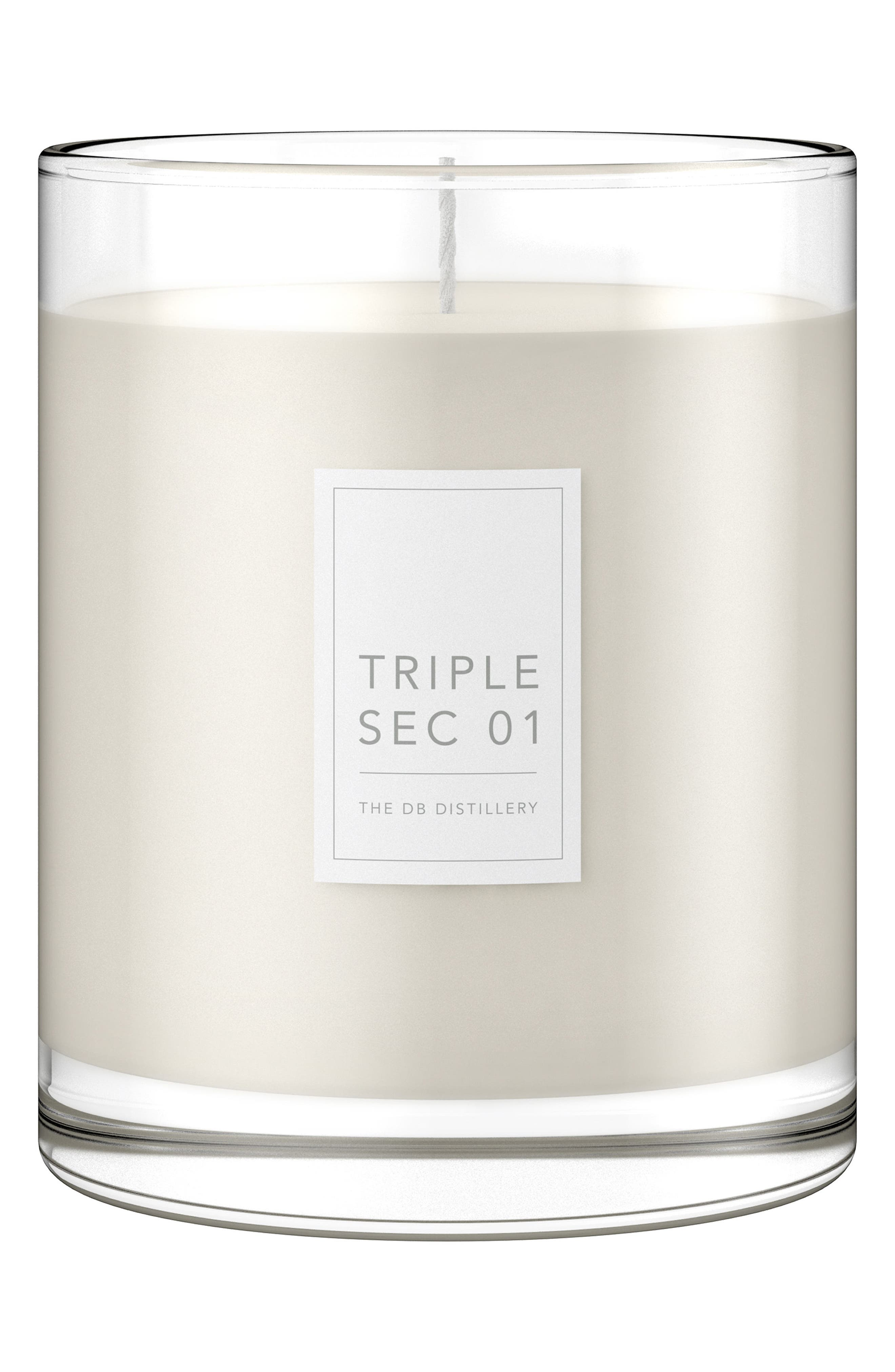 The Scent of Drybar Triple Sec 01 Candle,                             Main thumbnail 1, color,                             No Color