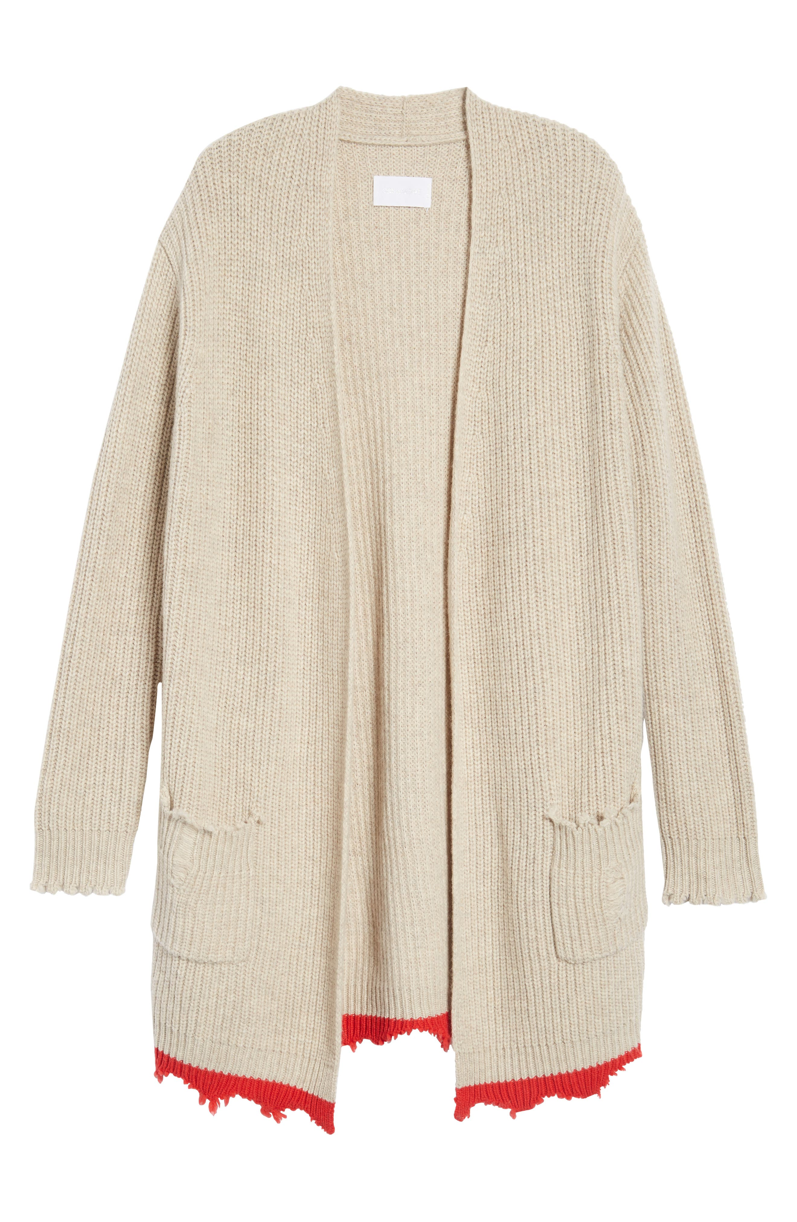 Alternate Image 6  - Zadig & Voltaire Rita Cardigan Sweater