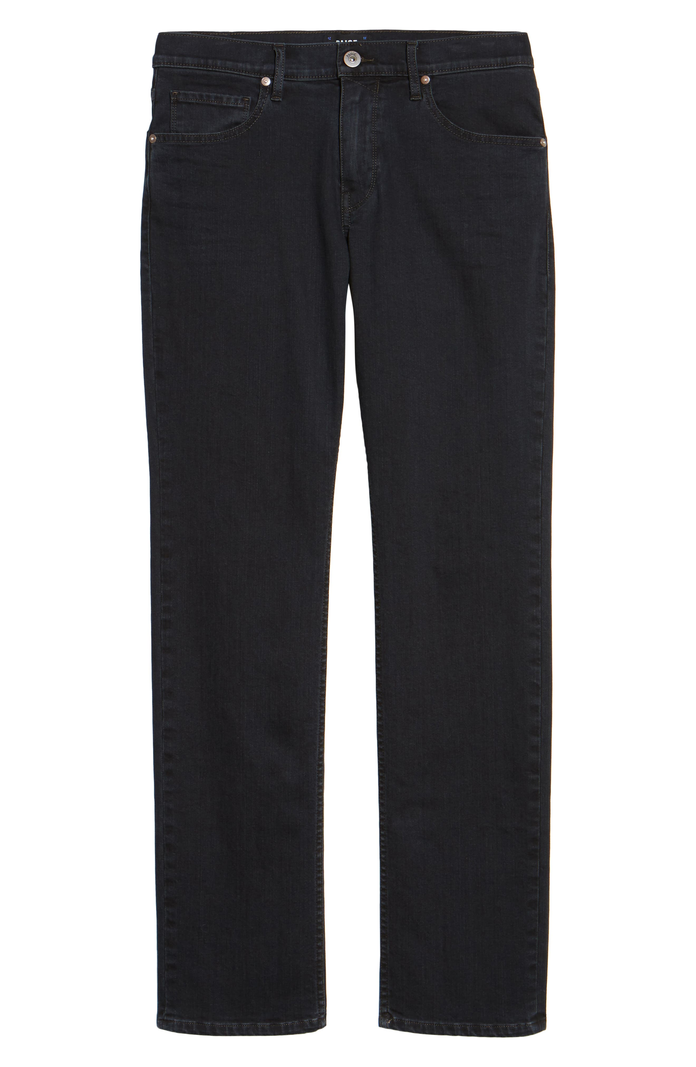 Alternate Image 6  - PAIGE Normandie Straight Leg Jeans (Tommy)