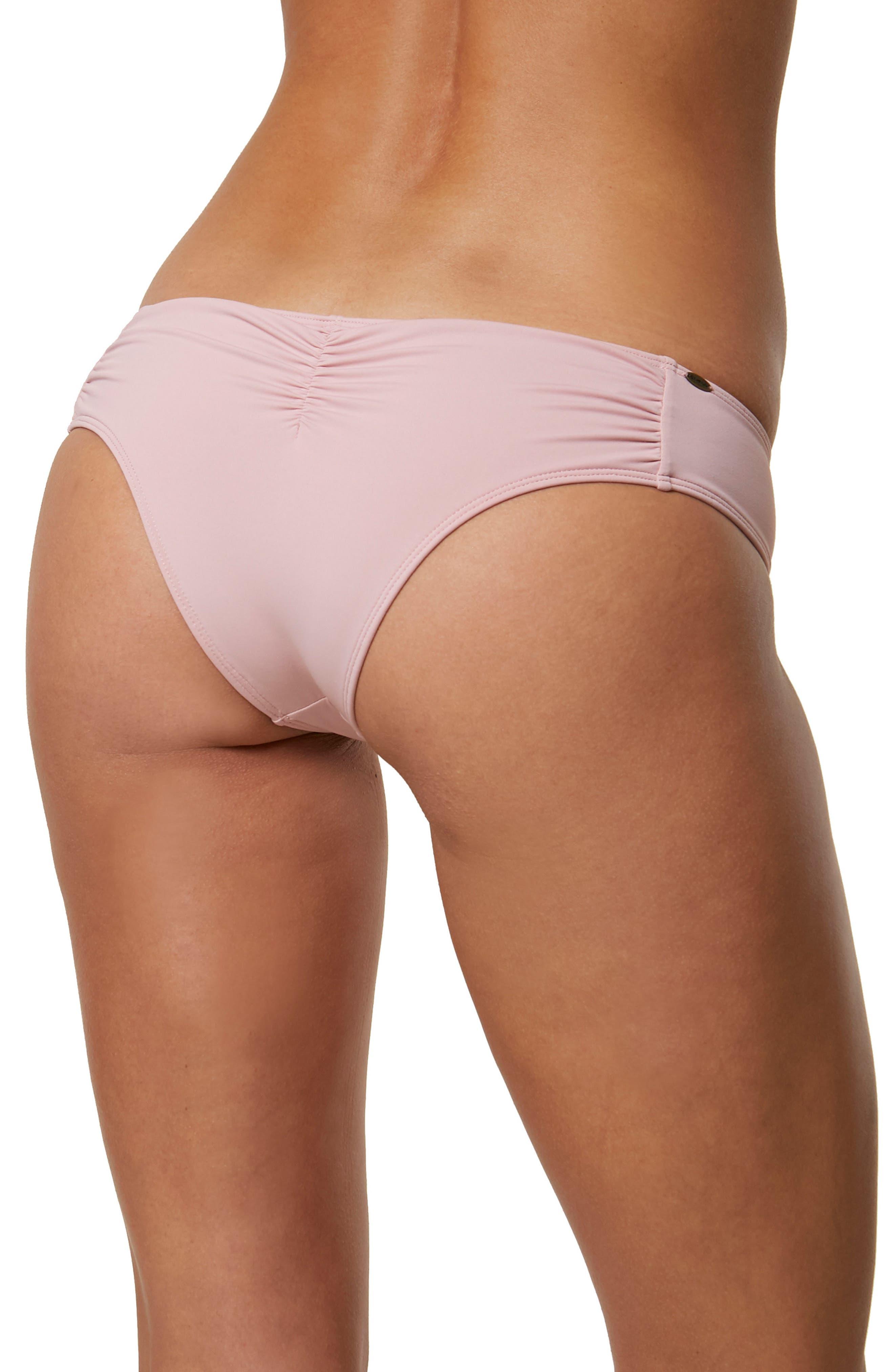 Alternate Image 2  - O'Neill Salt Water Solids Hipster Bikini Bottoms