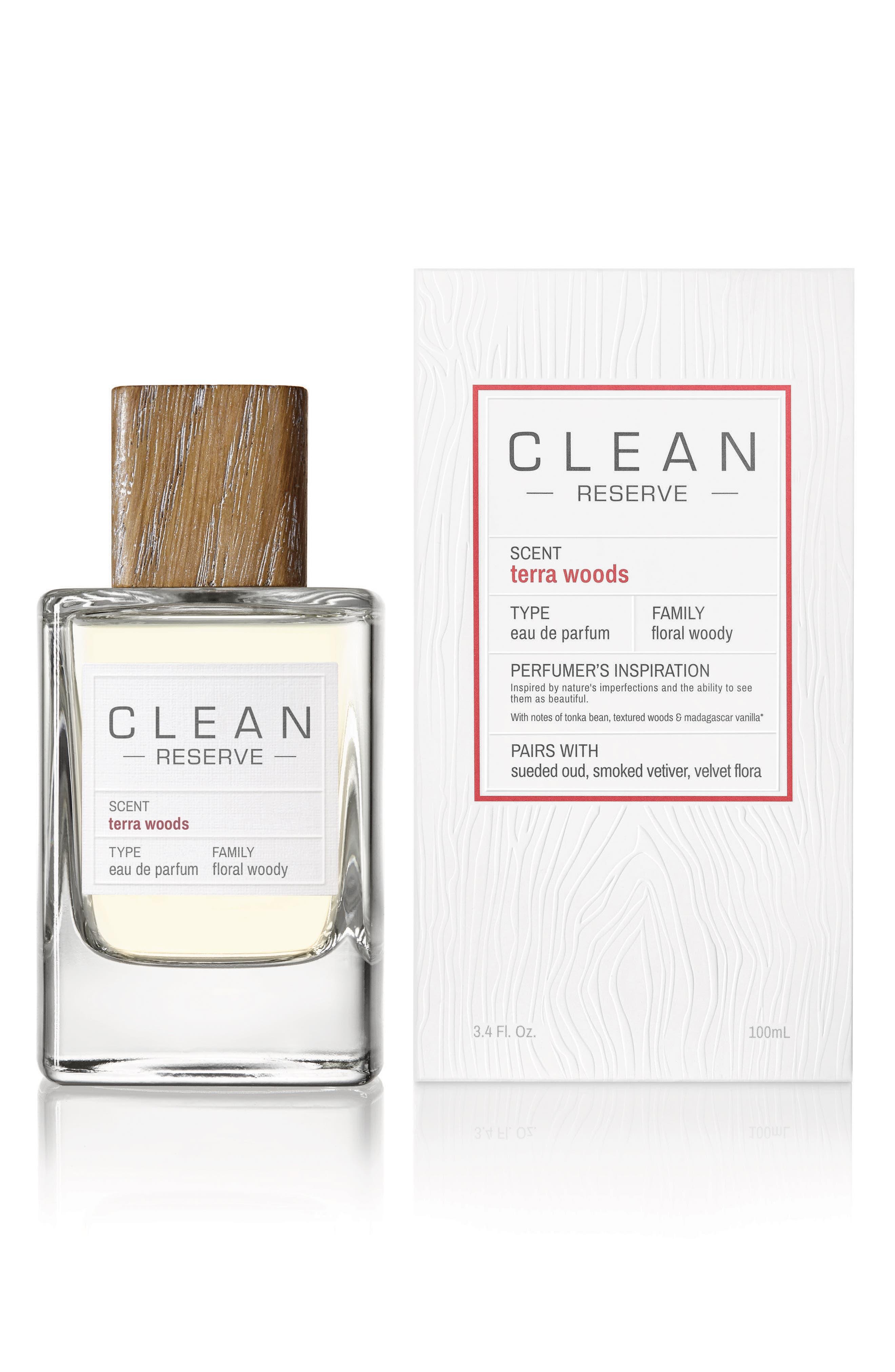 Alternate Image 2  - Clean Reserve Terra Woods Eau de Parfum