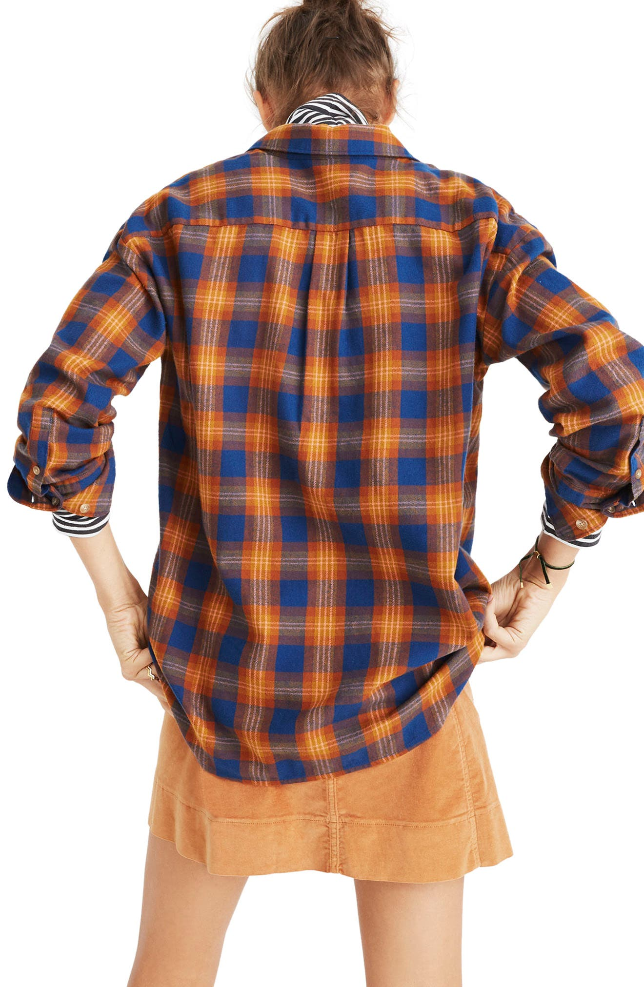Alternate Image 2  - Madewell Westward Ardan Plaid Shirt