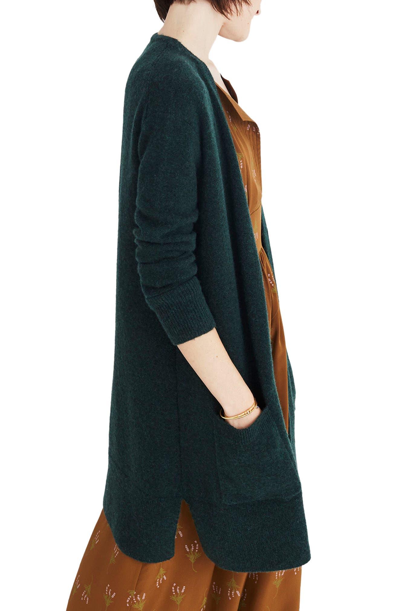 Alternate Image 3  - Madewell Kent Cardigan Sweater
