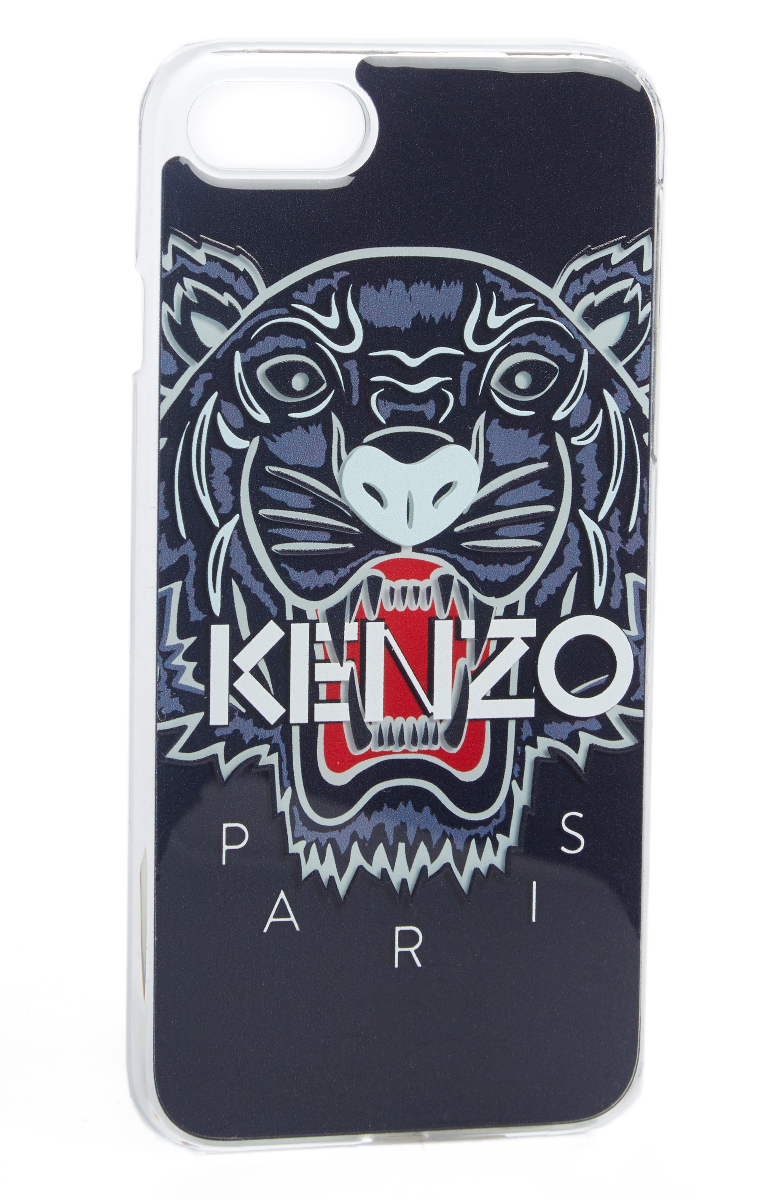 KENZO 3D Tiger iPhone 7 Case