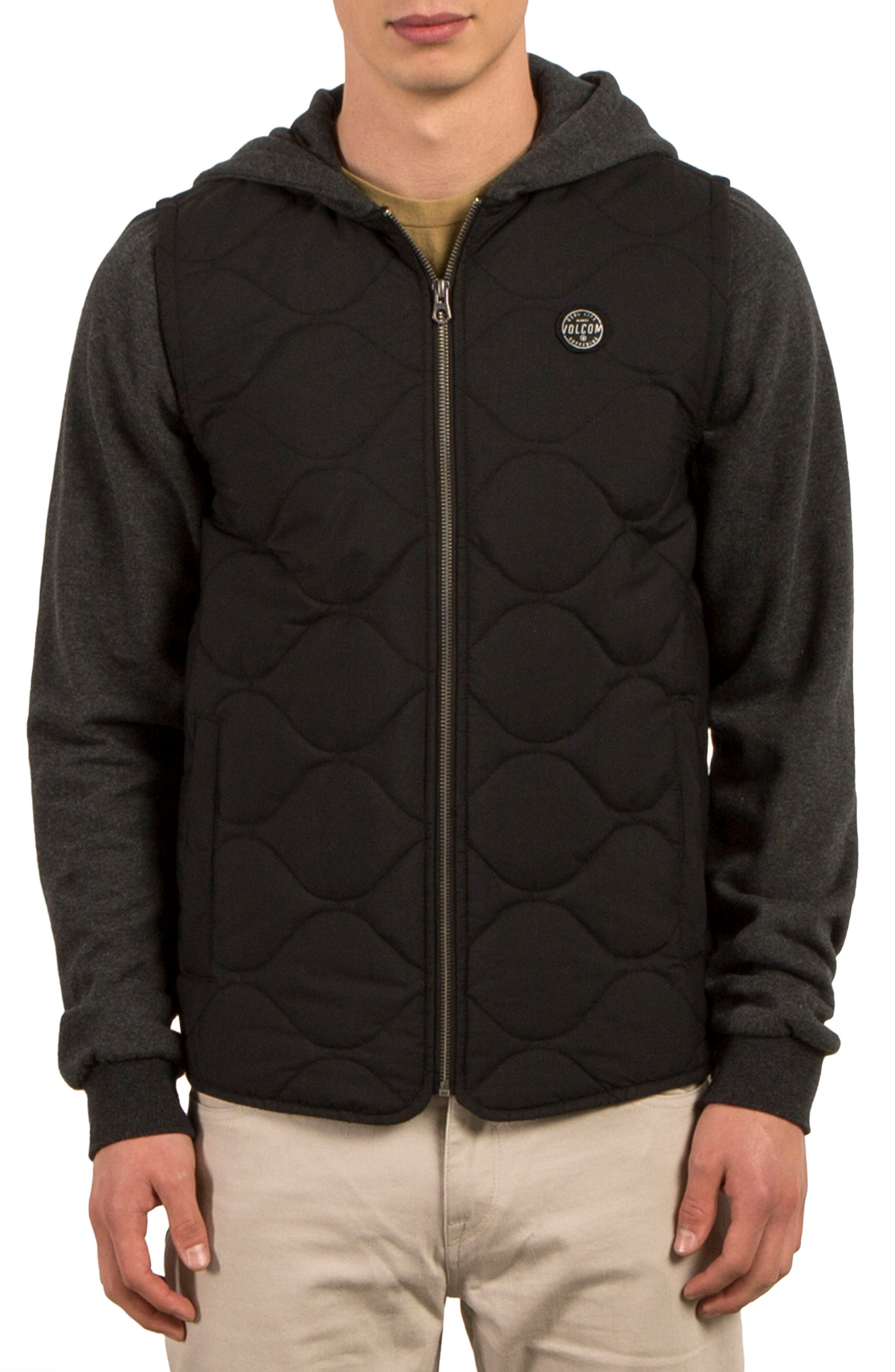 Volcom Buster Hooded Puffer Jacket