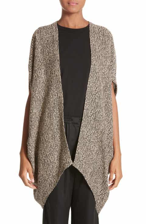Zero + Maria Cornejo Open Weave Sweater