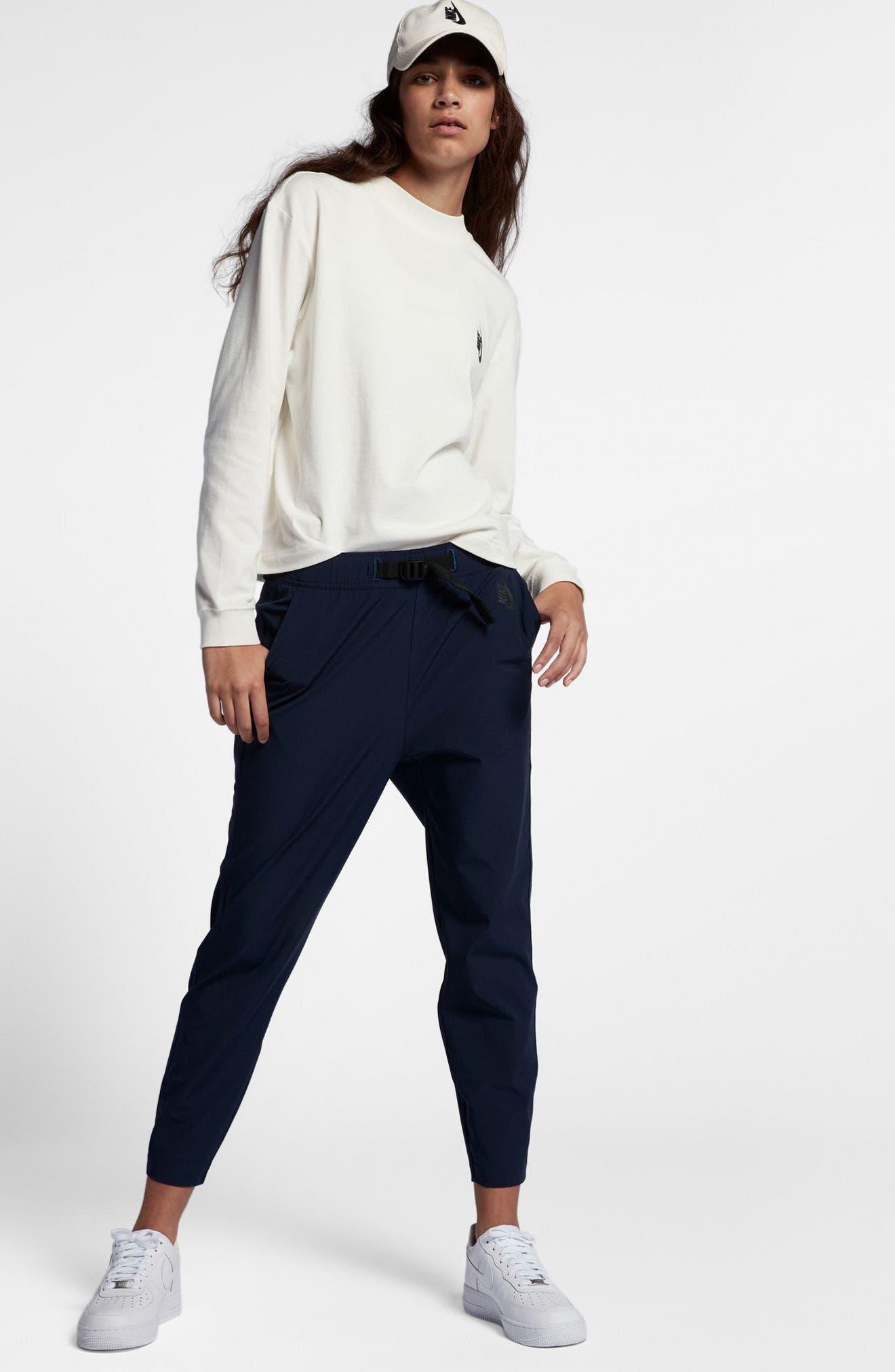 Alternate Image 2  - Nike NikeLab Essentials Women's Stretch Woven Pants