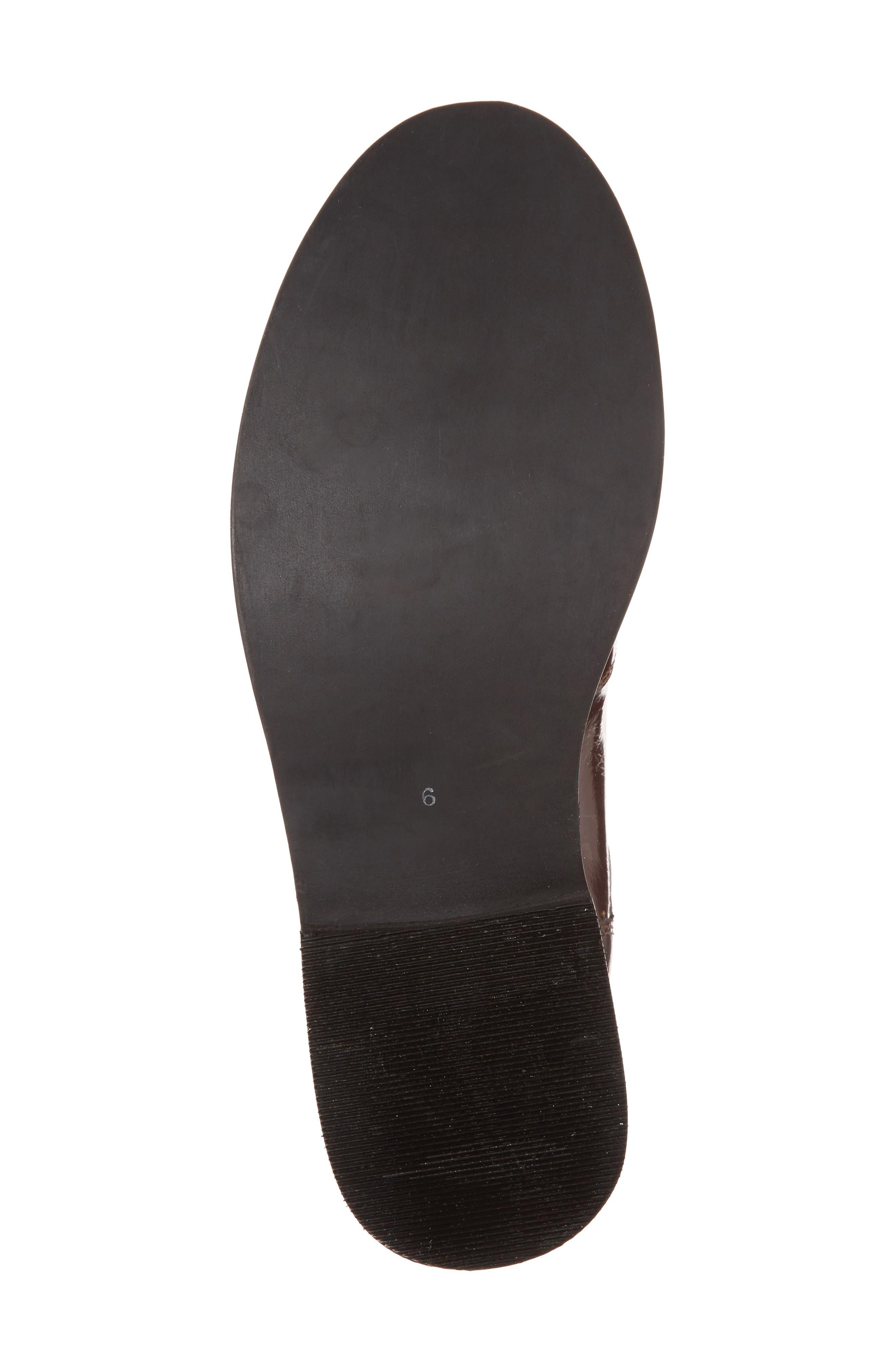 Alternate Image 6  - Steve Madden Braxton Moto Boot (Women)