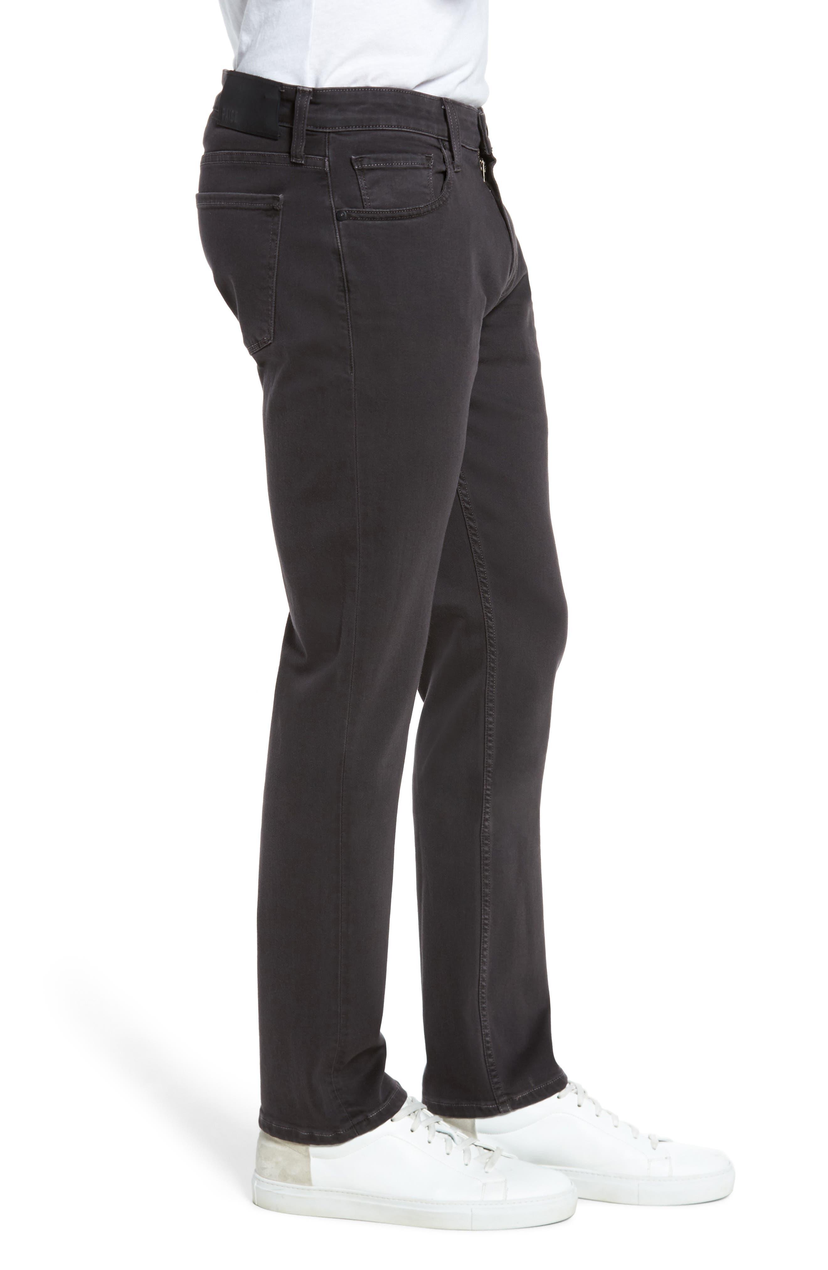 Alternate Image 3  - PAIGE Transcend - Federal Slim Straight Leg Jeans (Vintage Anchor)
