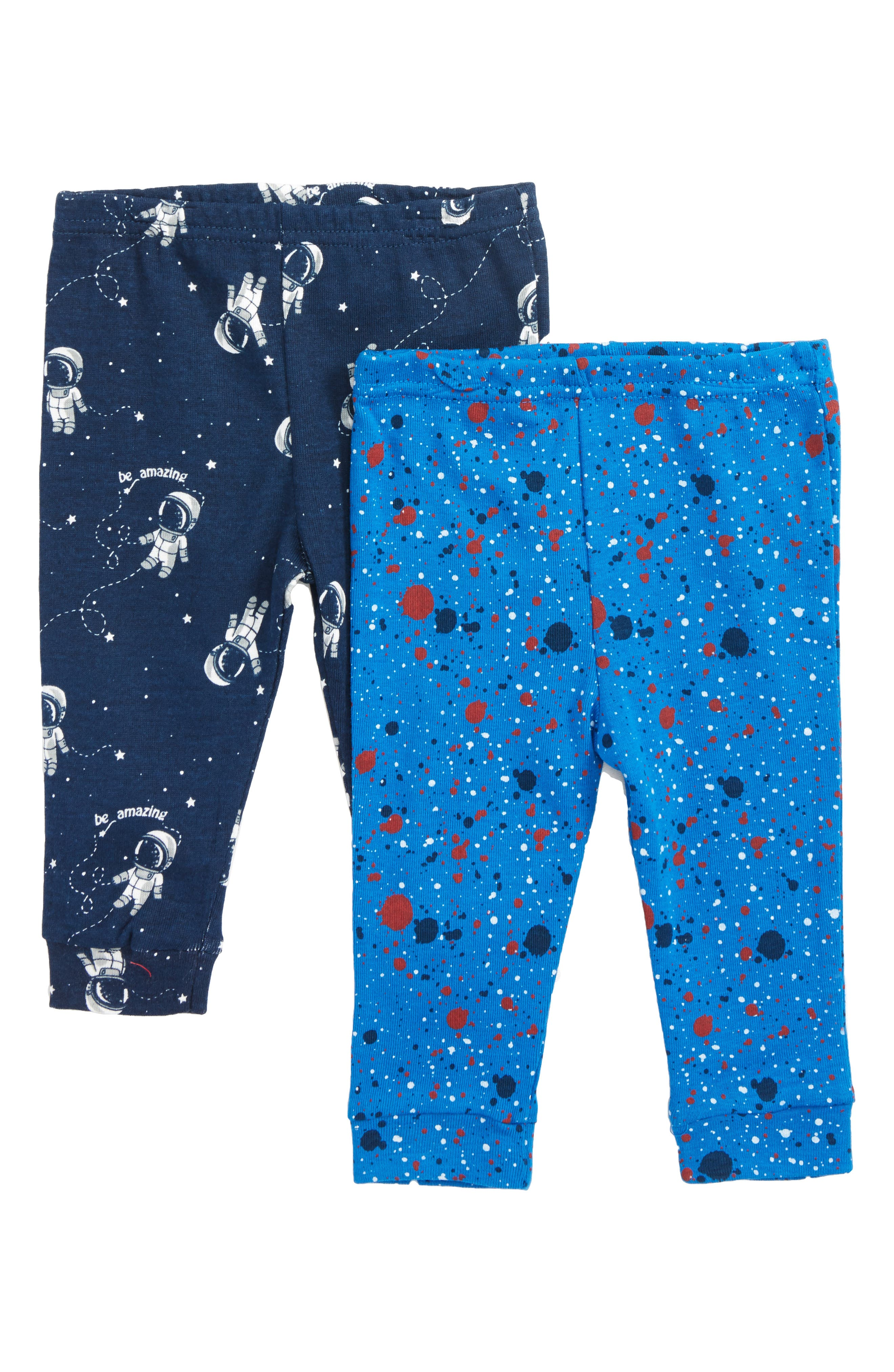Rosie Pope Space Cadets 2-Pack Print Pants (Baby Boys)