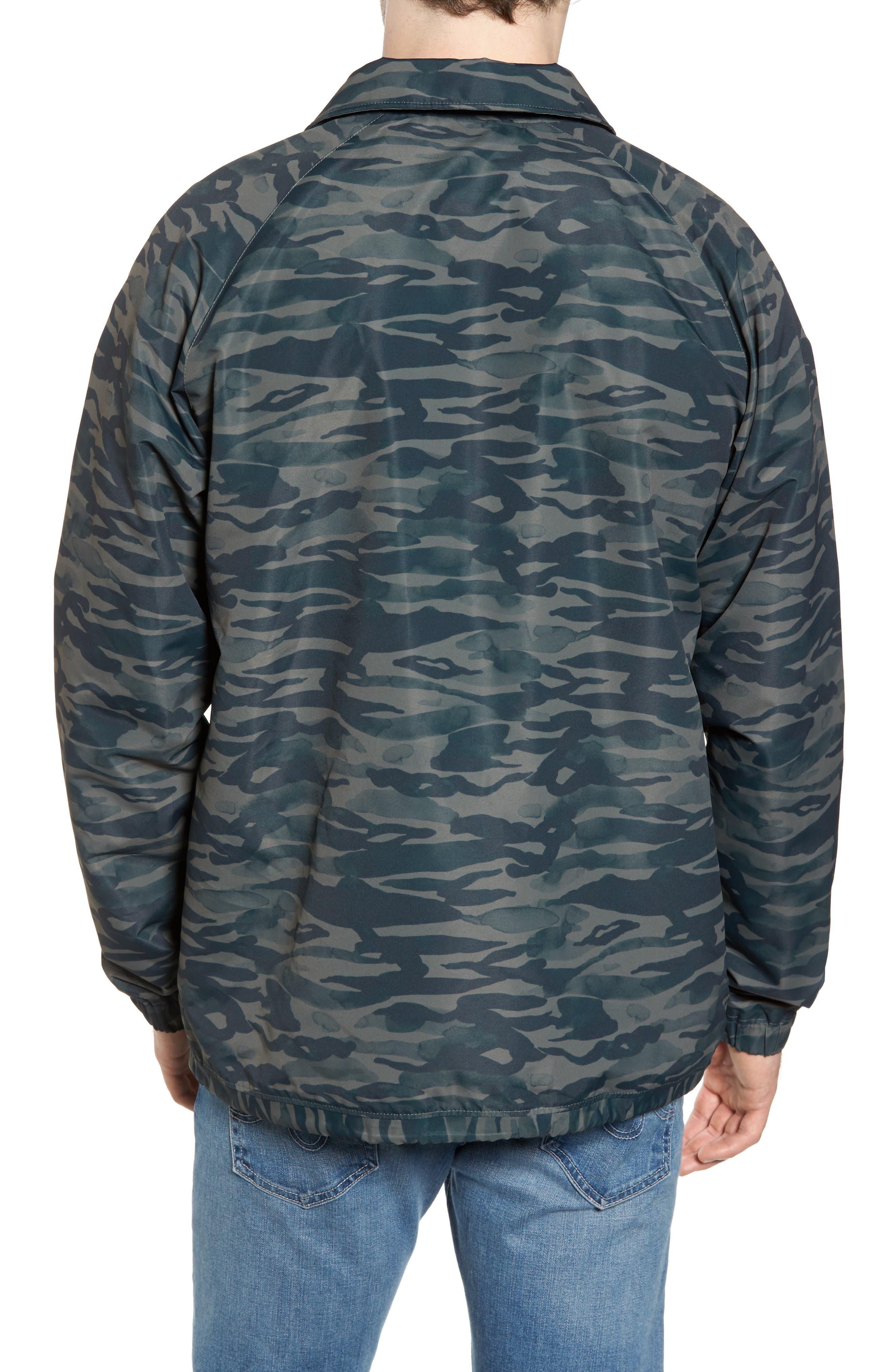 Alternate Image 2  - RVCA All the Way Coach's Jacket