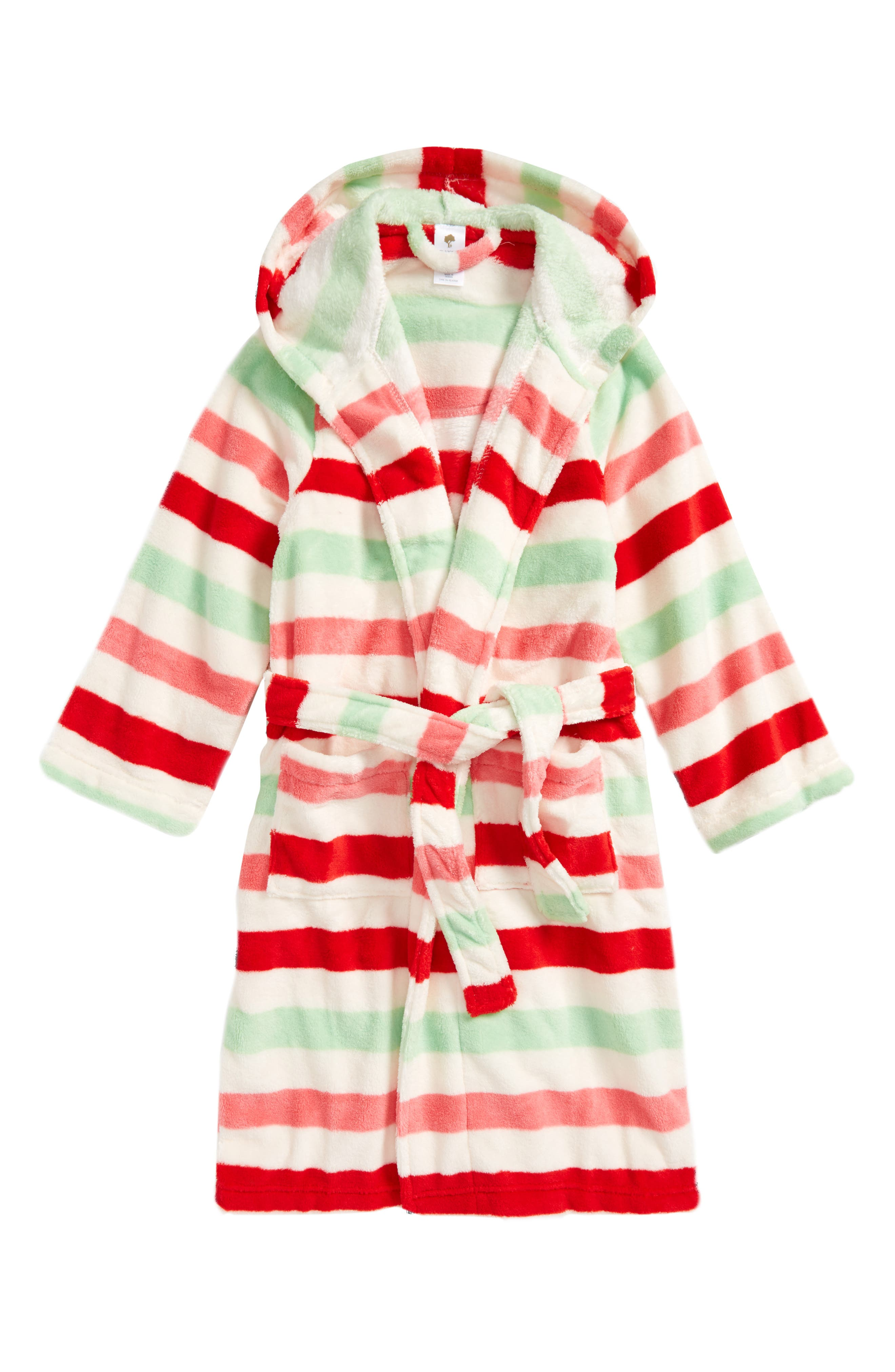 Tucker + Tate Hooded Fleece Robe (Little Girls & Big Girls)