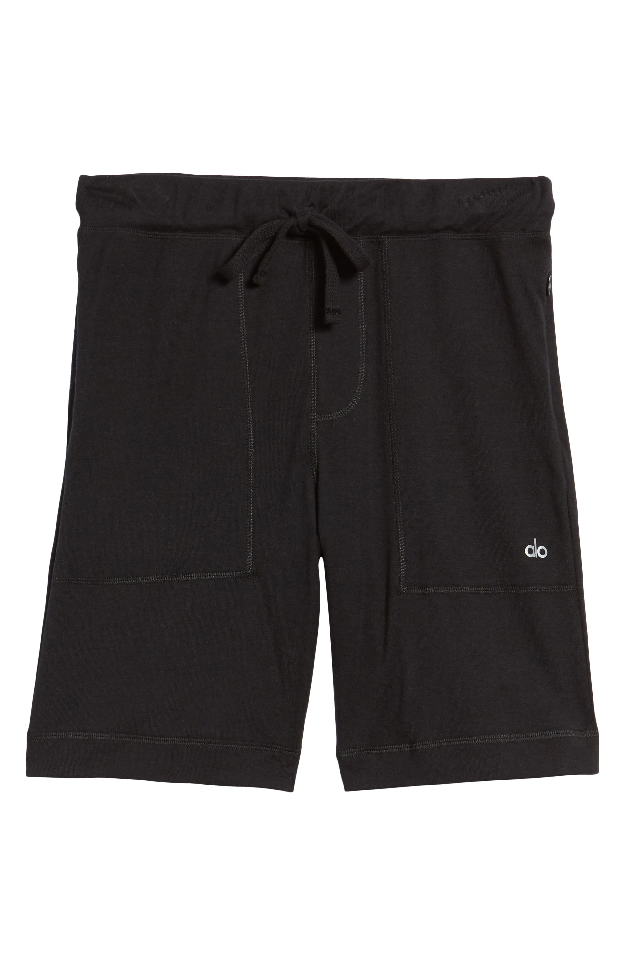 Alternate Image 6  - Alo Revival Relaxed Knit Shorts