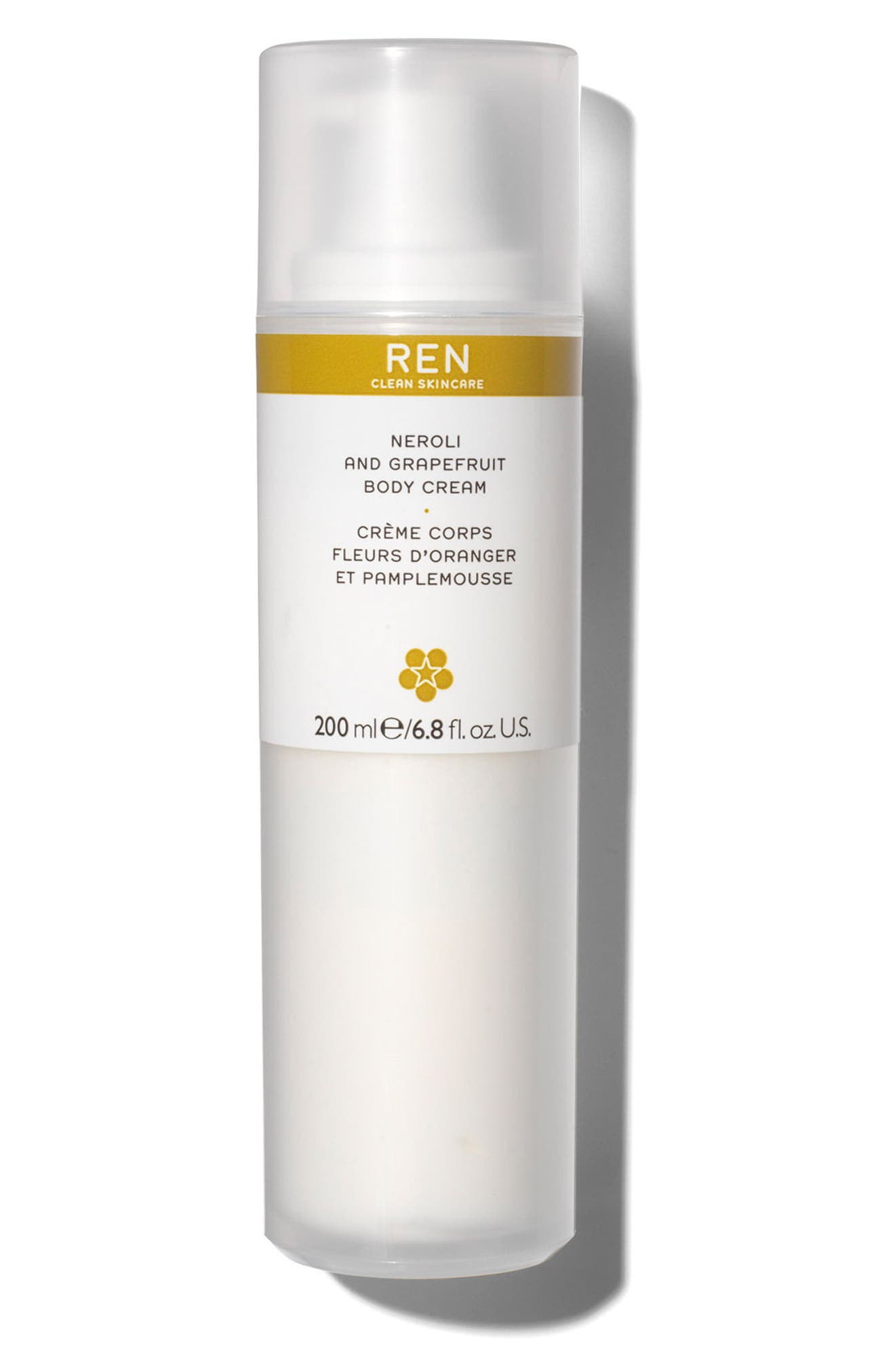 SPACE.NK.apothecary REN Neroli & Grapefruit Body Cream