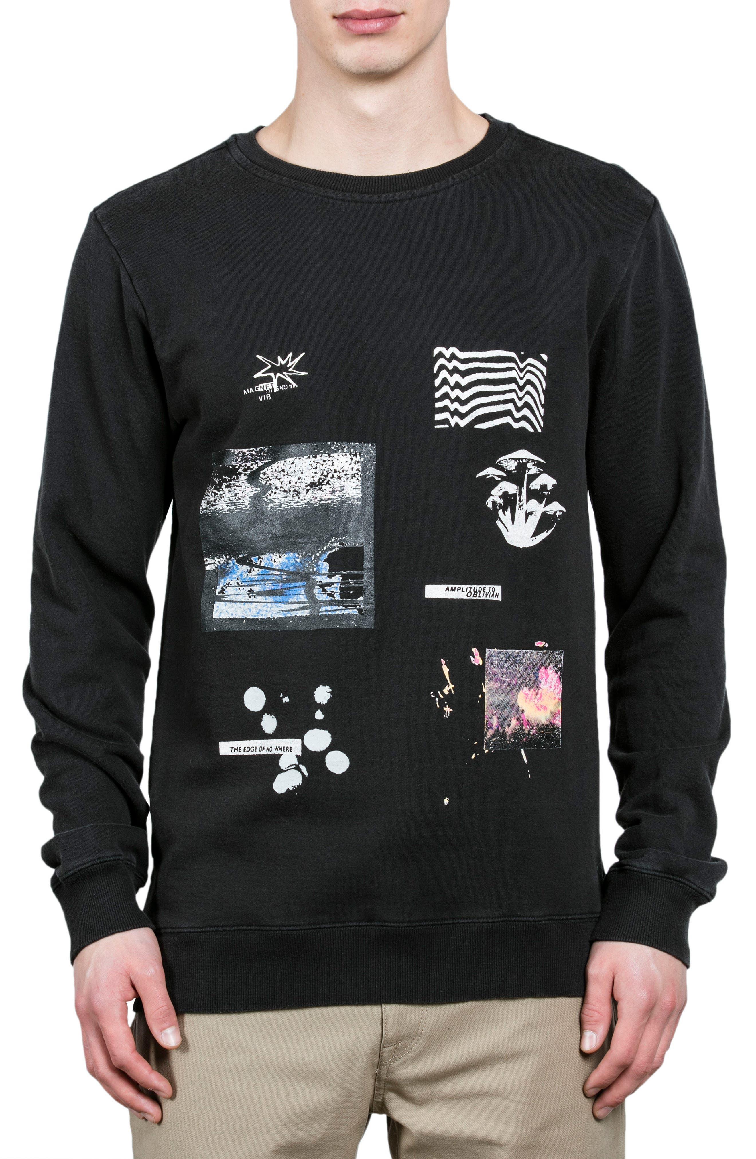Main Image - Volcom Reload Sweatshirt