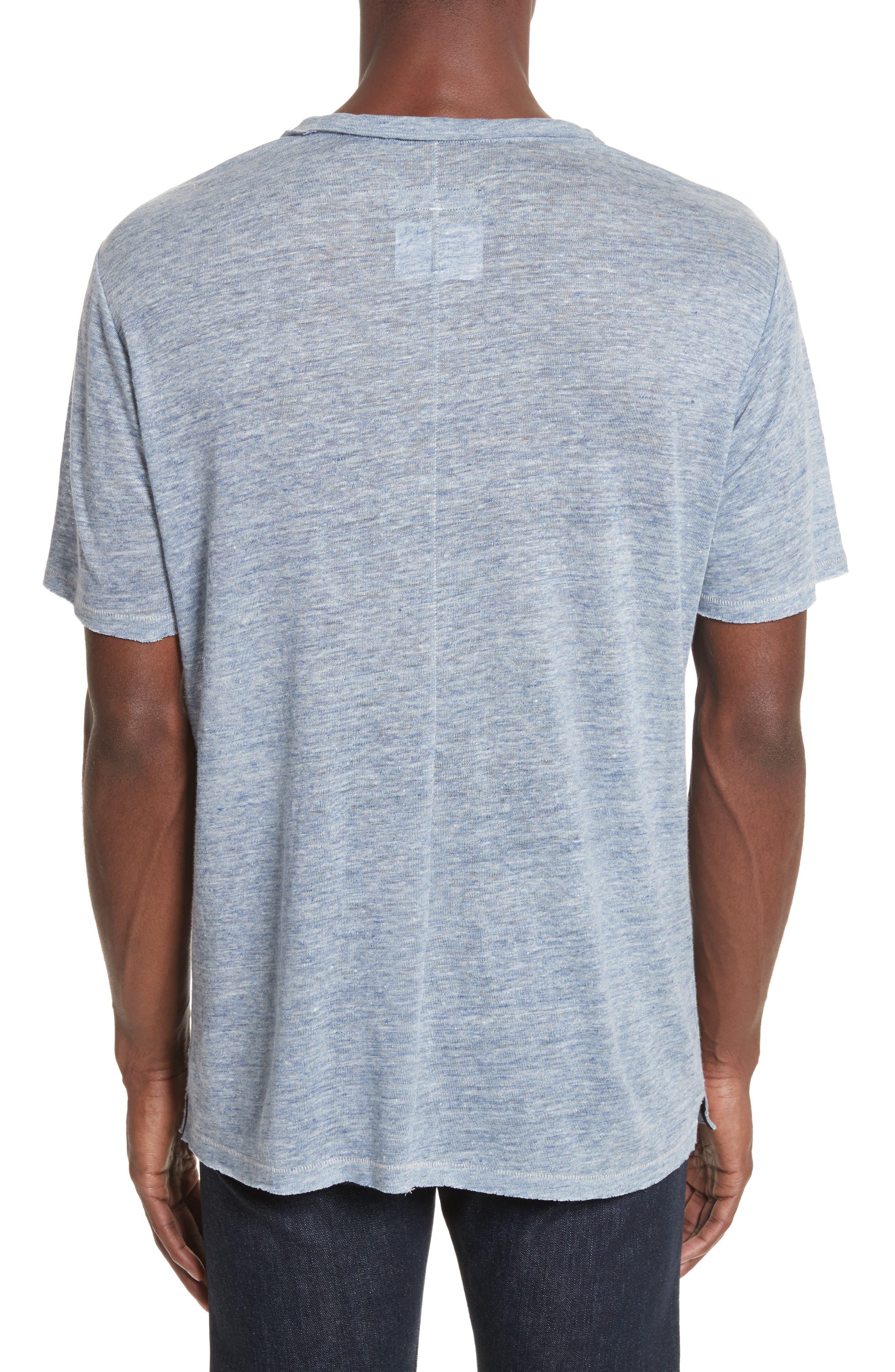 Owen T-Shirt,                             Alternate thumbnail 2, color,                             Blue