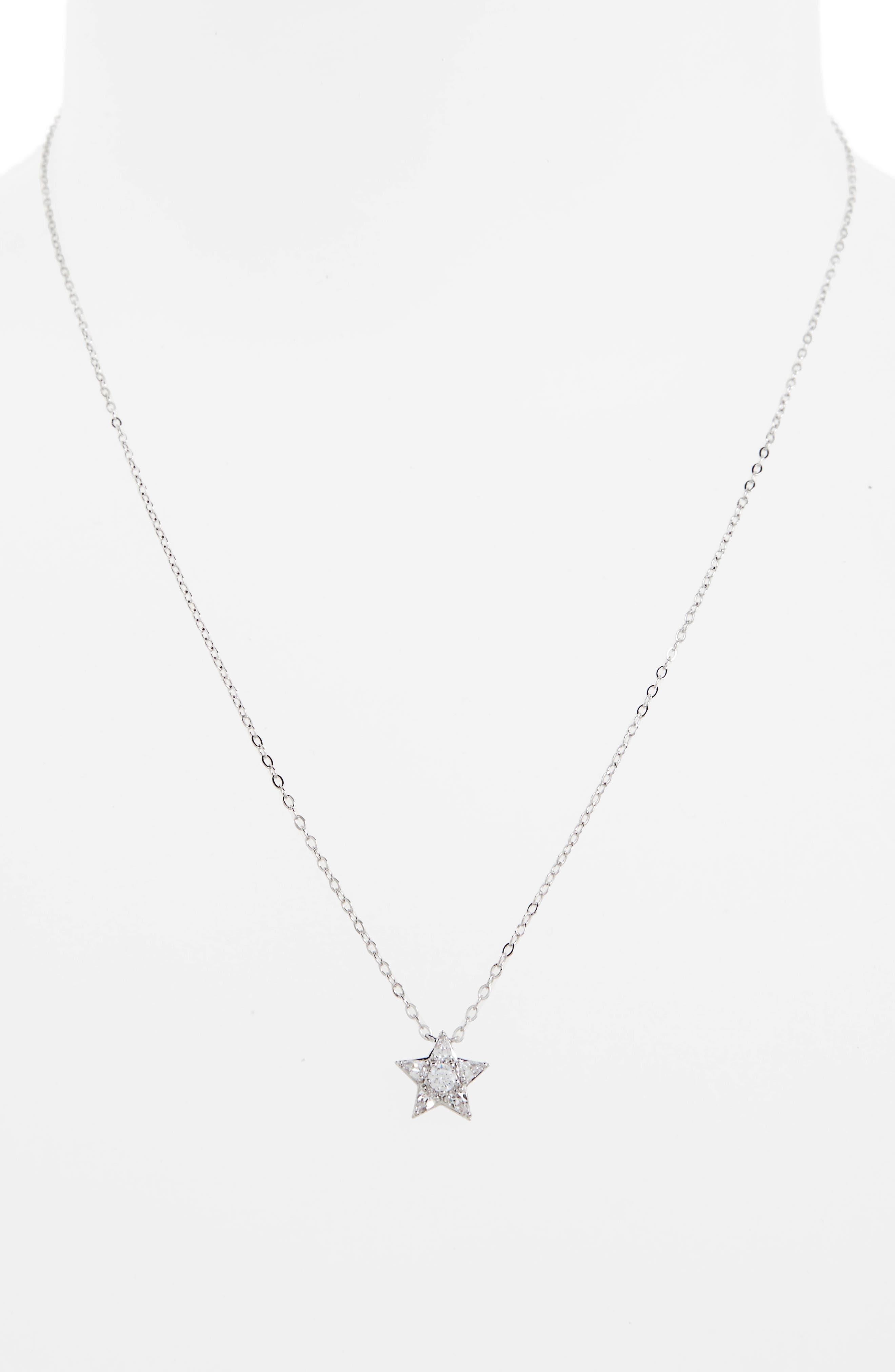 Alternate Image 2  - Nadri Reminisce Star Pendant Necklace