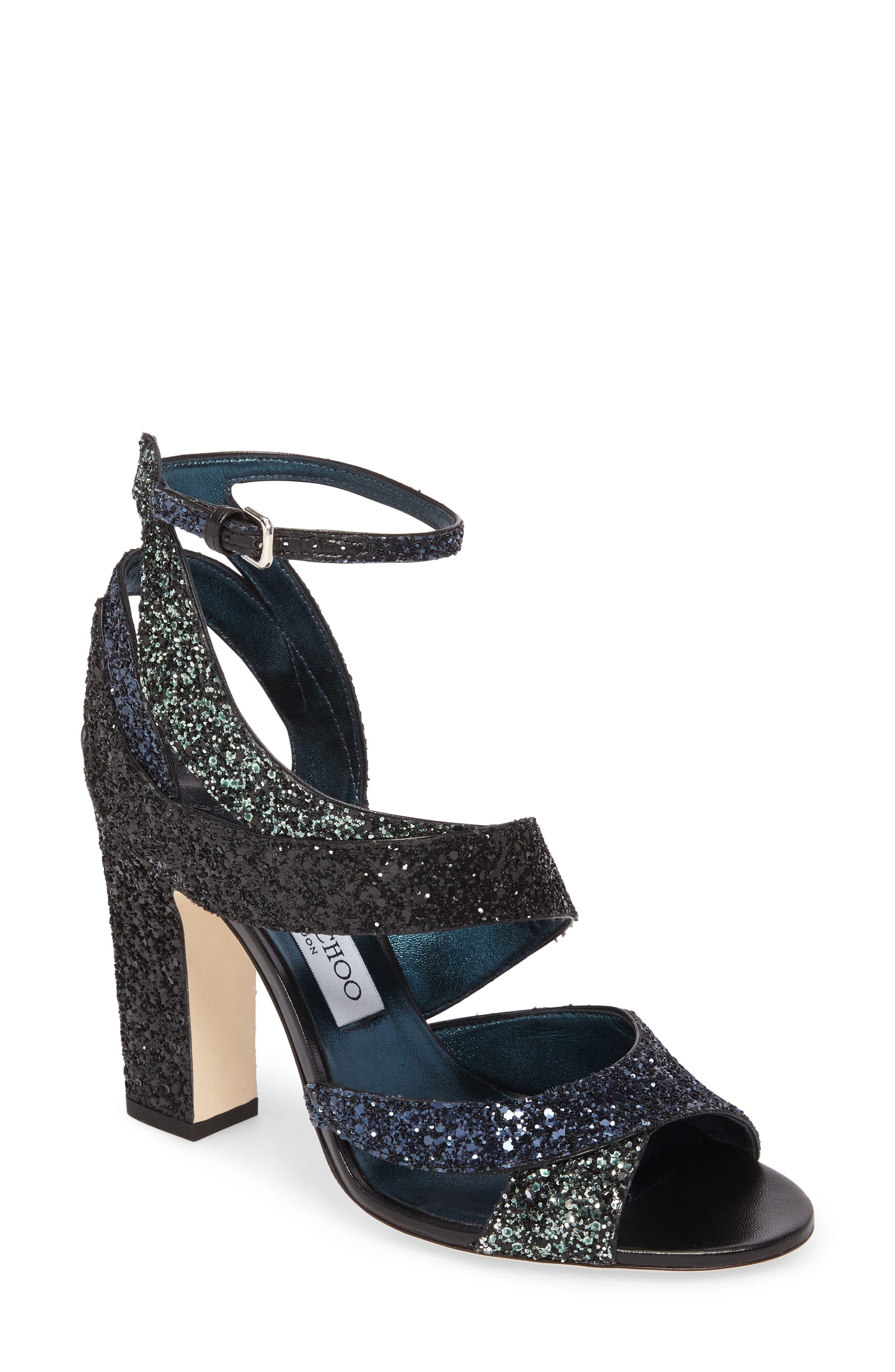 Falcon Sandal,                         Main,                         color, Navy Mix