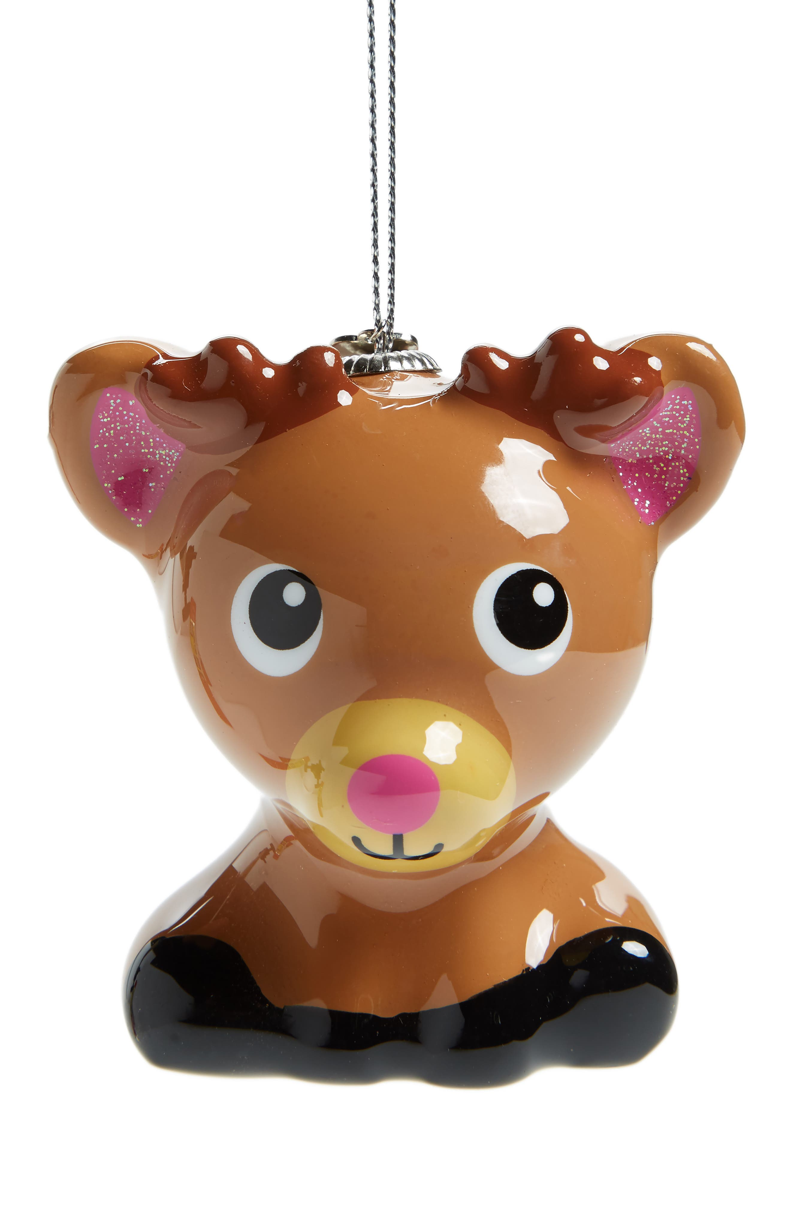 CHARM IT!® Baby Rudolph Reindeer Ornament