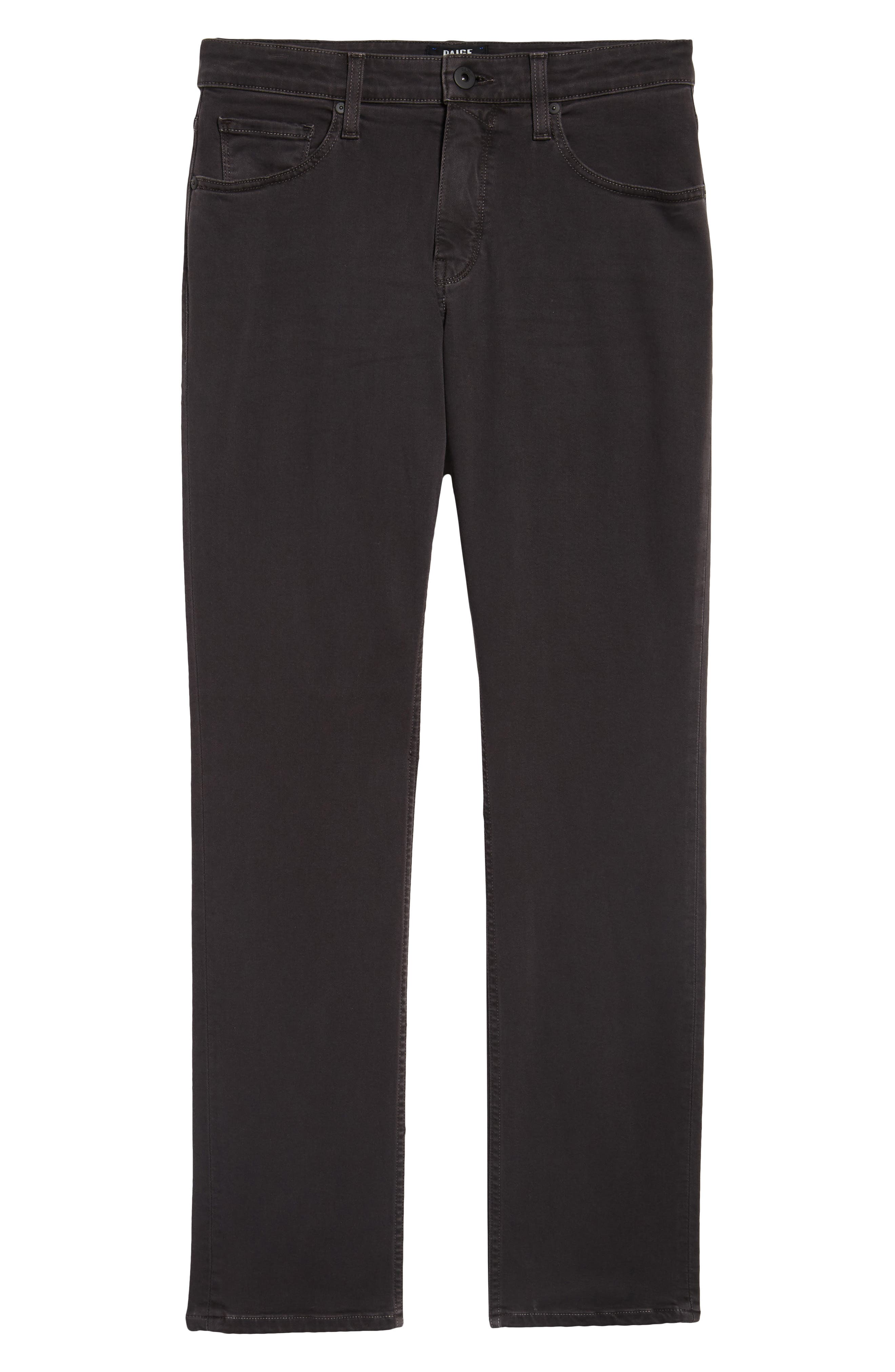 Alternate Image 6  - PAIGE Transcend - Federal Slim Straight Leg Jeans (Vintage Anchor)
