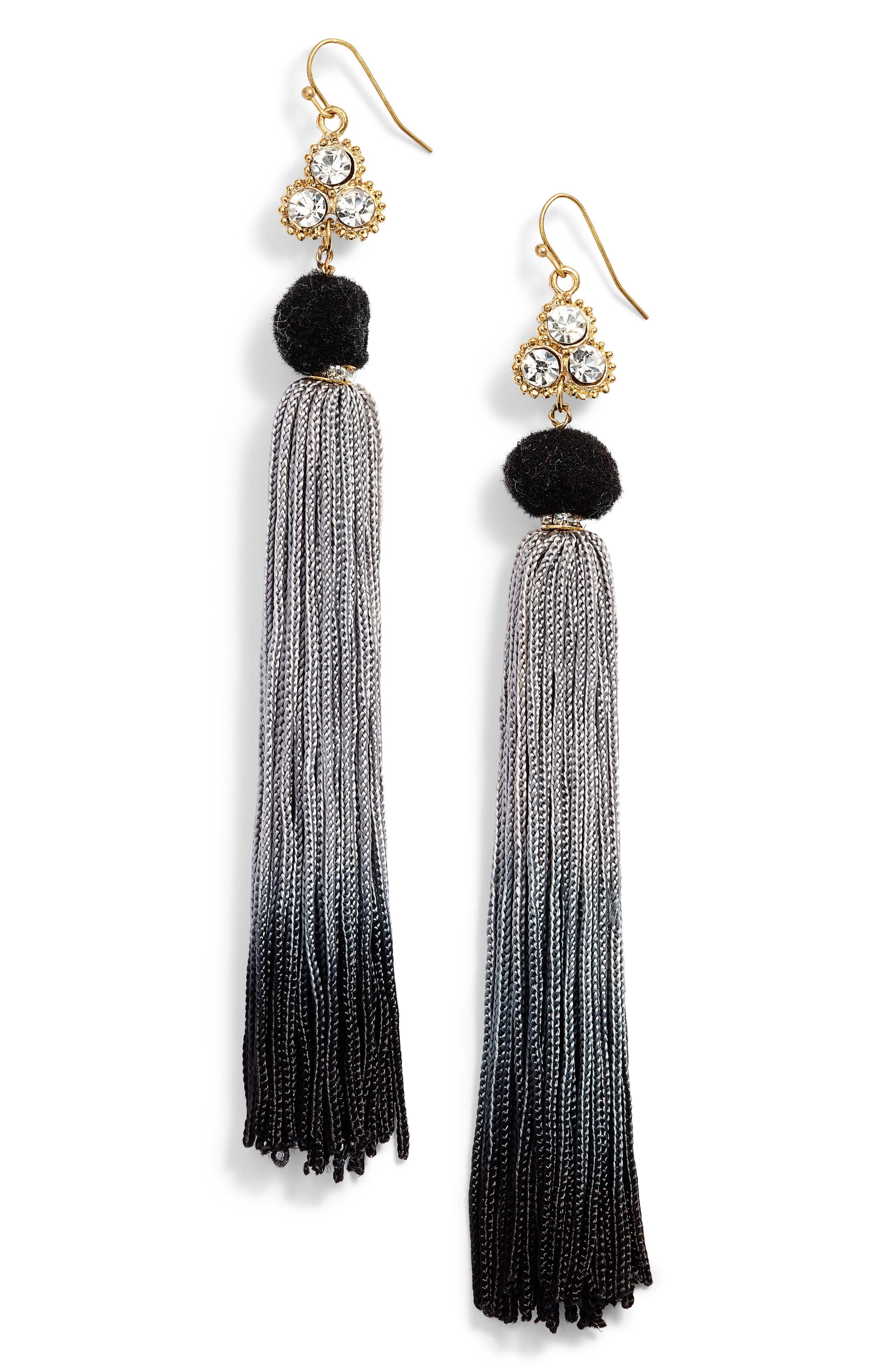 BP. Ombré Tassel Earrings