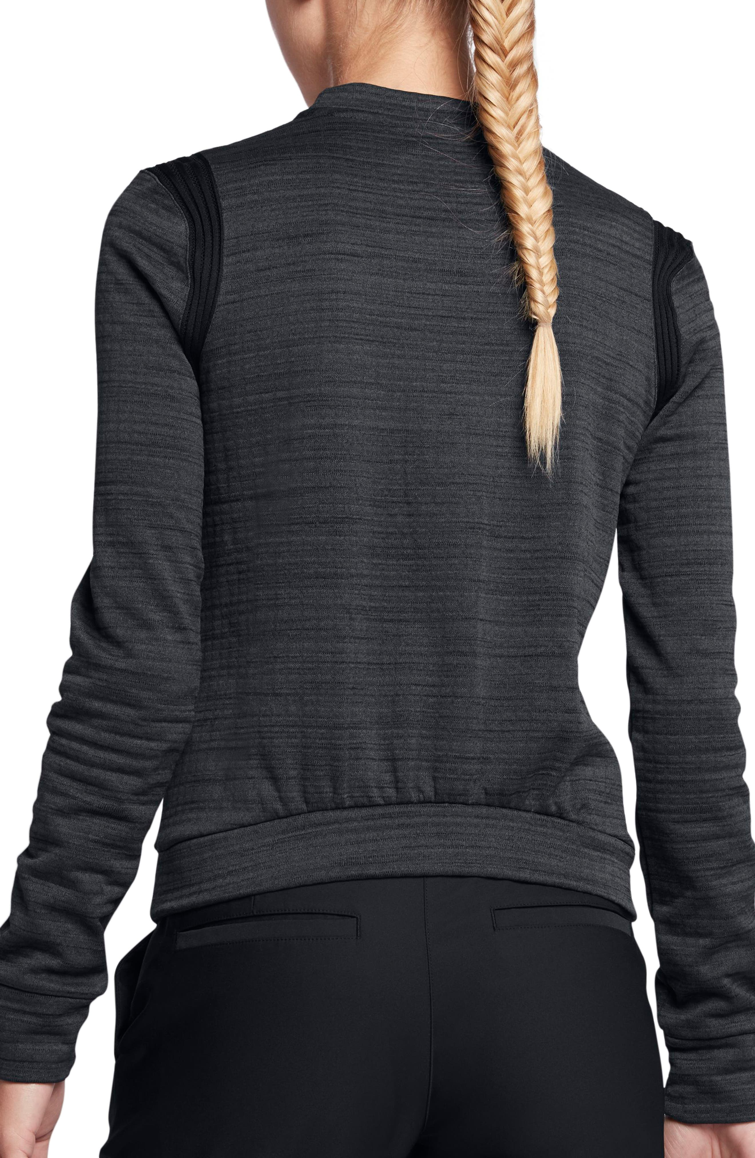 Alternate Image 2  - Nike Therma Sphere Long Sleeve Top