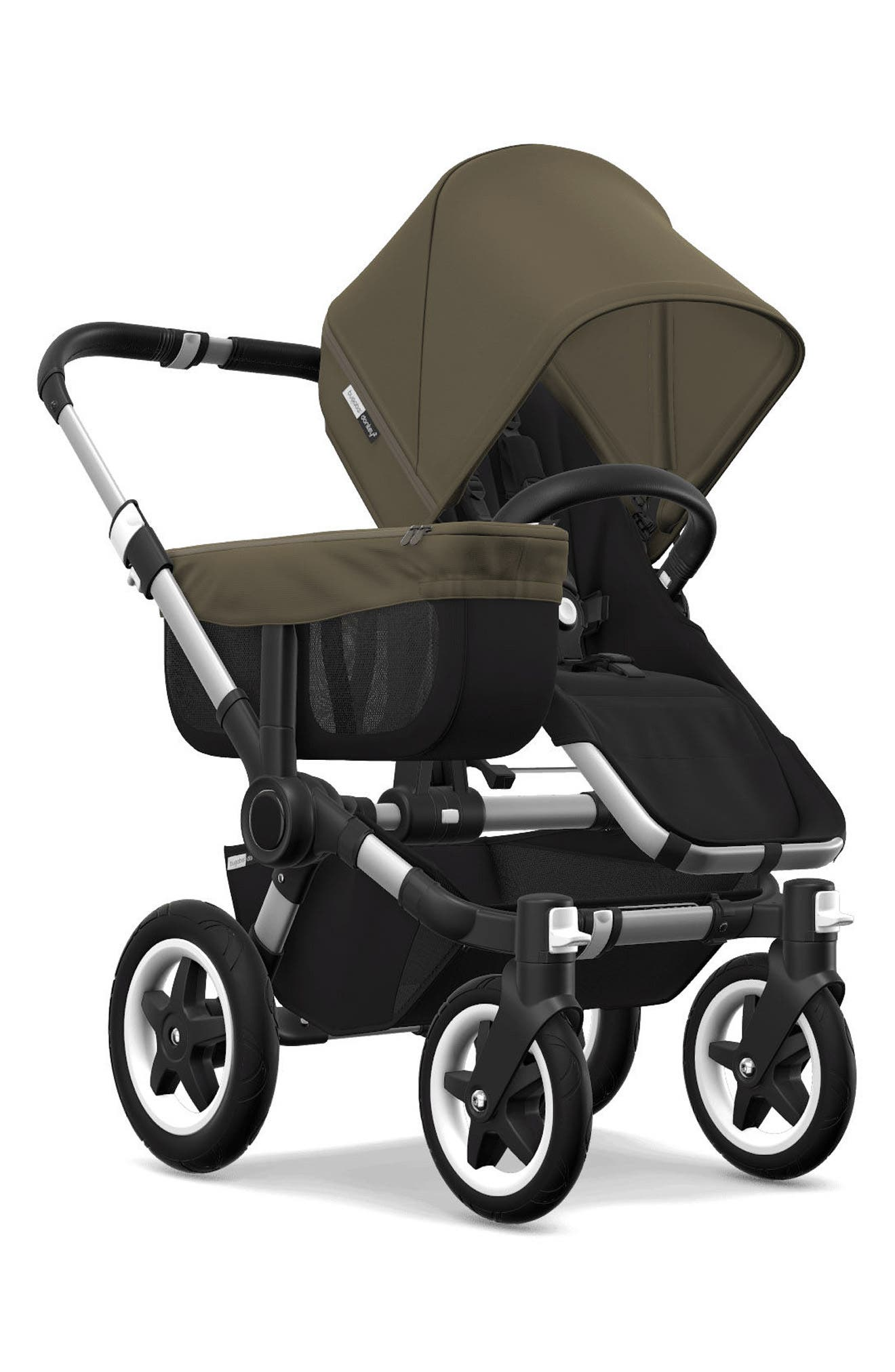 Main Image - Bugaboo Side Luggage Basket Cover for Donkey2 Stroller