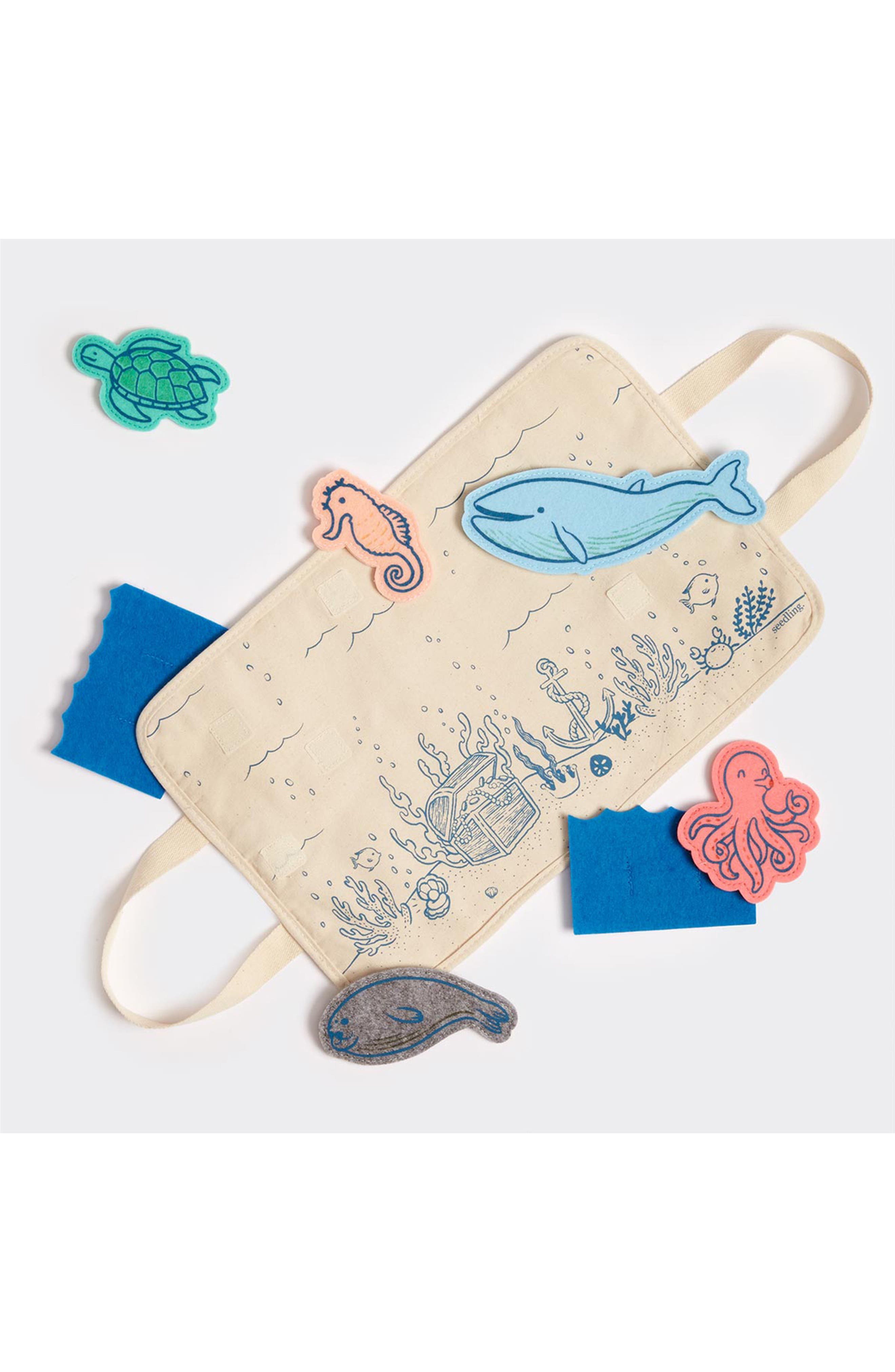 Alternate Image 3  - seedling Under the Sea Puppet Playtime Kit