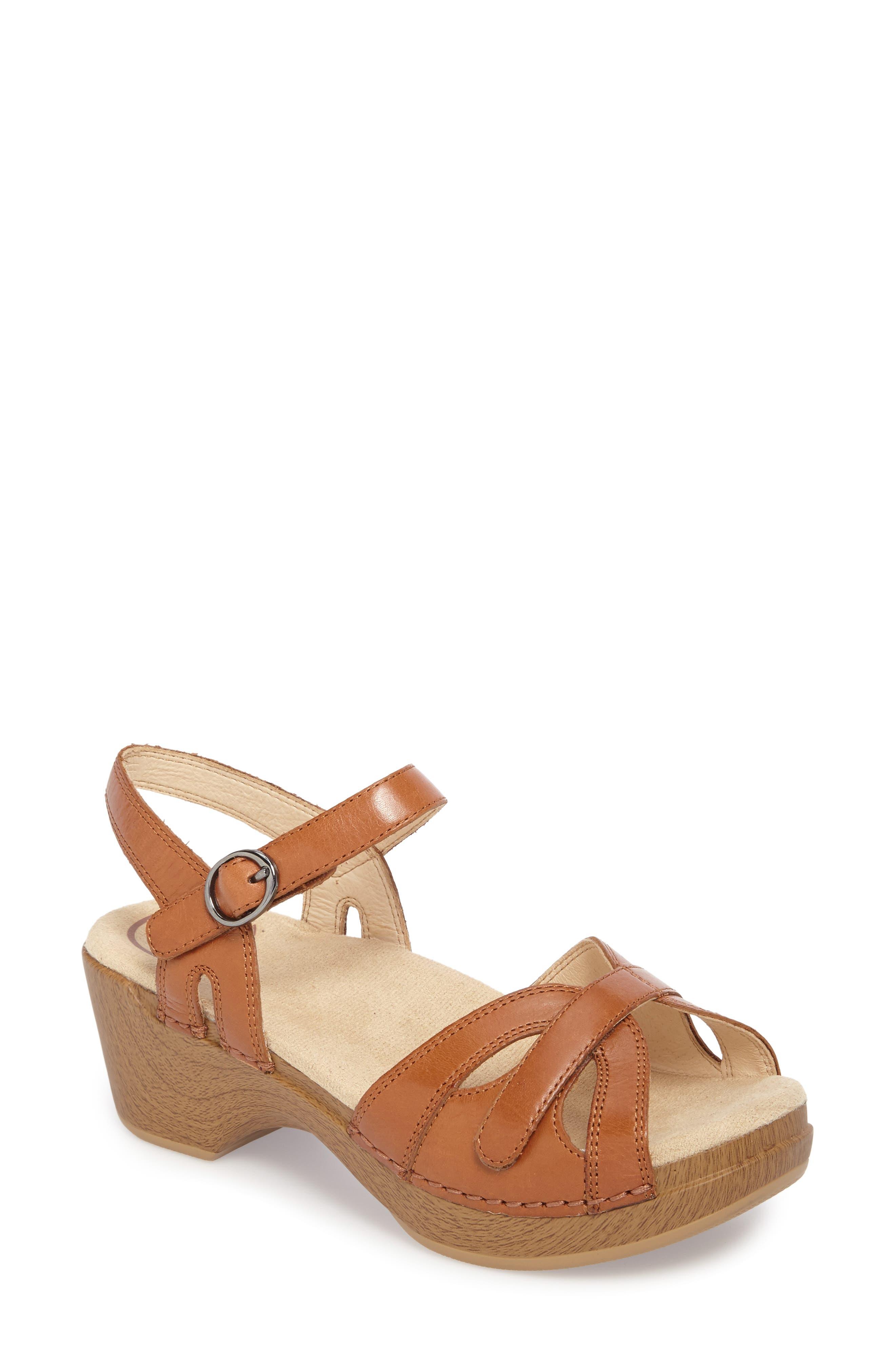 Alternate Image 1 Selected - Dansko Season Sandal (Women)