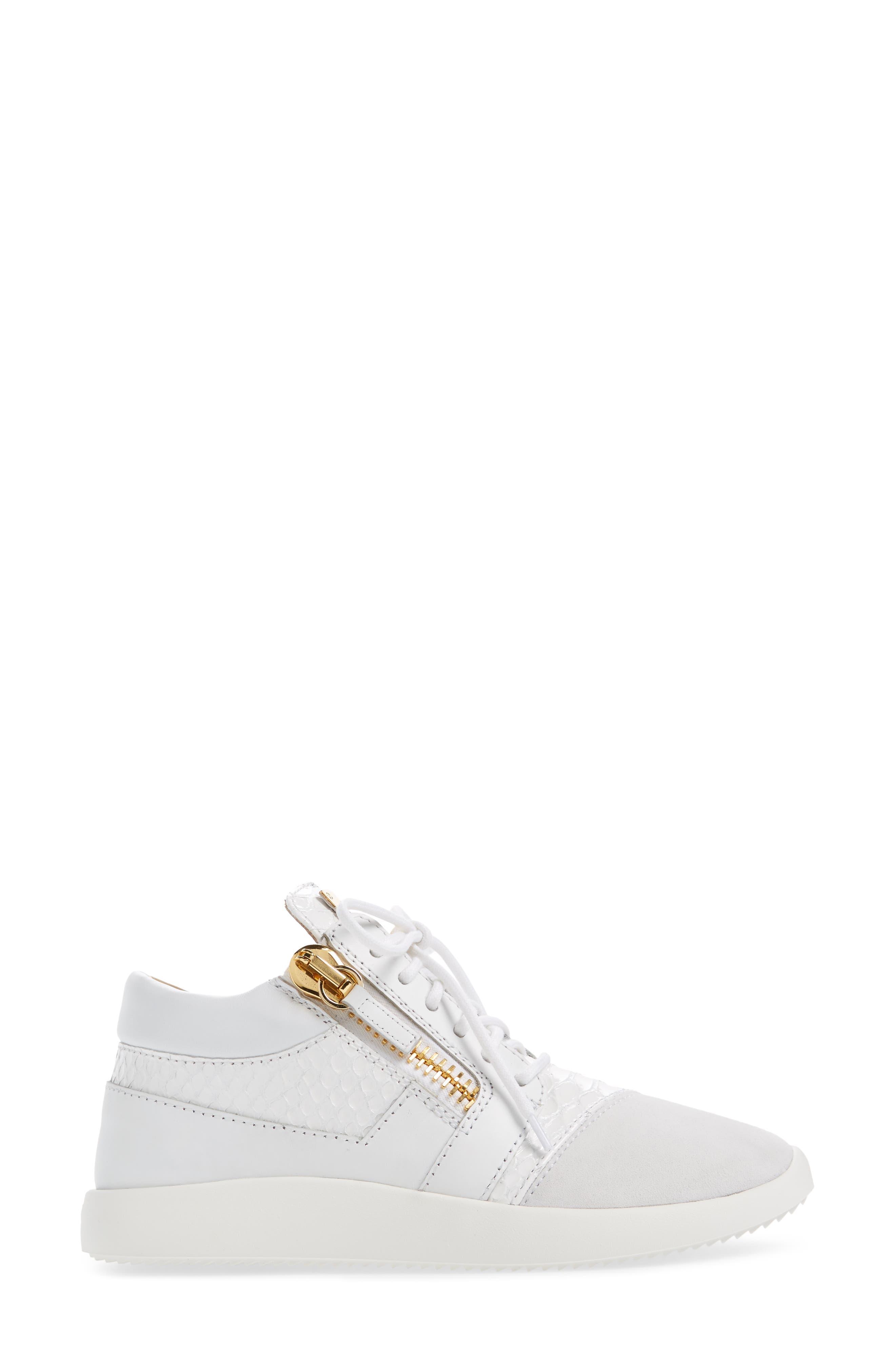 Alternate Image 3  - Giuseppe Zanotti Low Top Sneaker (Women)